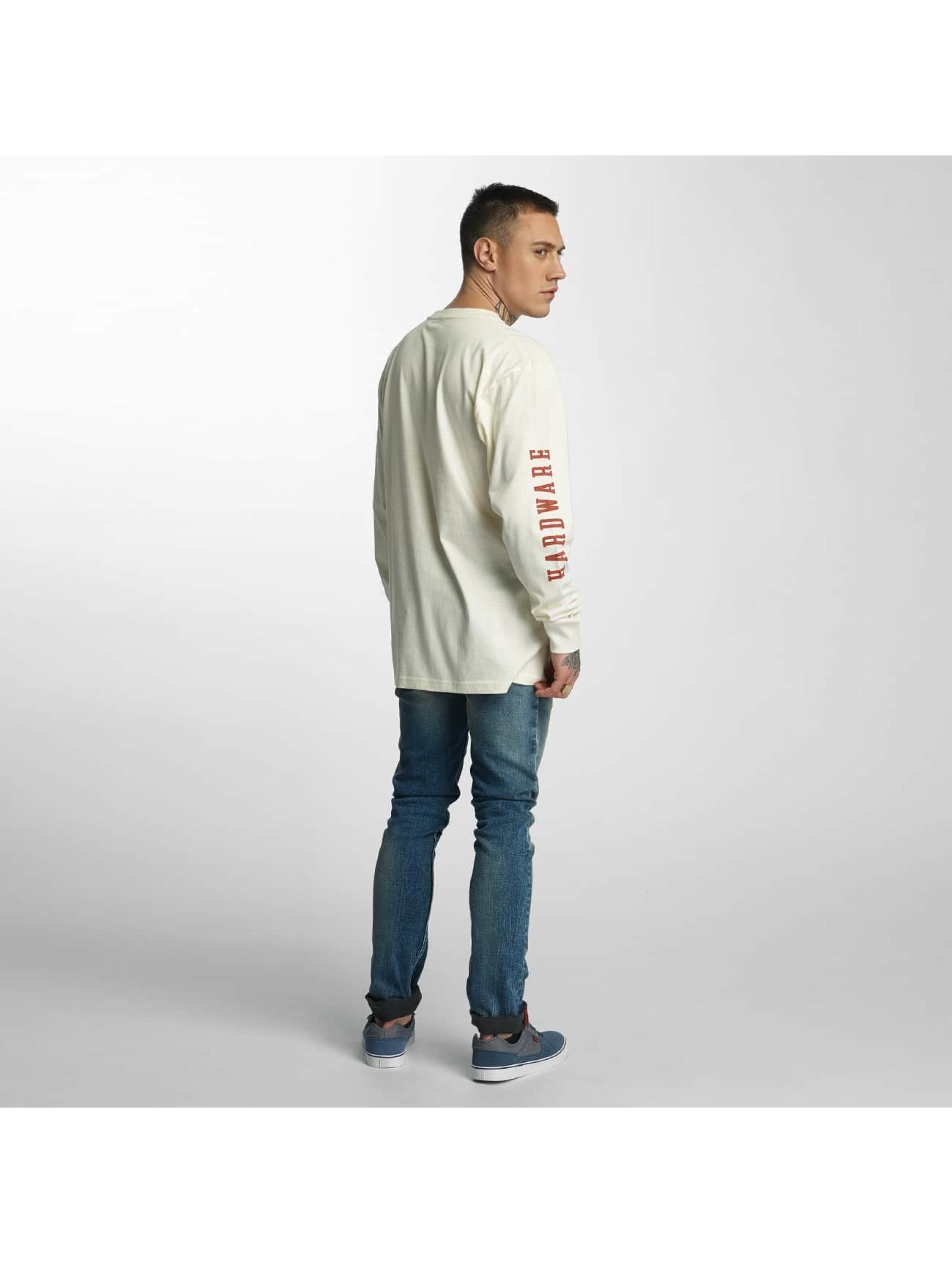 Diamond T-Shirt manches longues Crescendo beige
