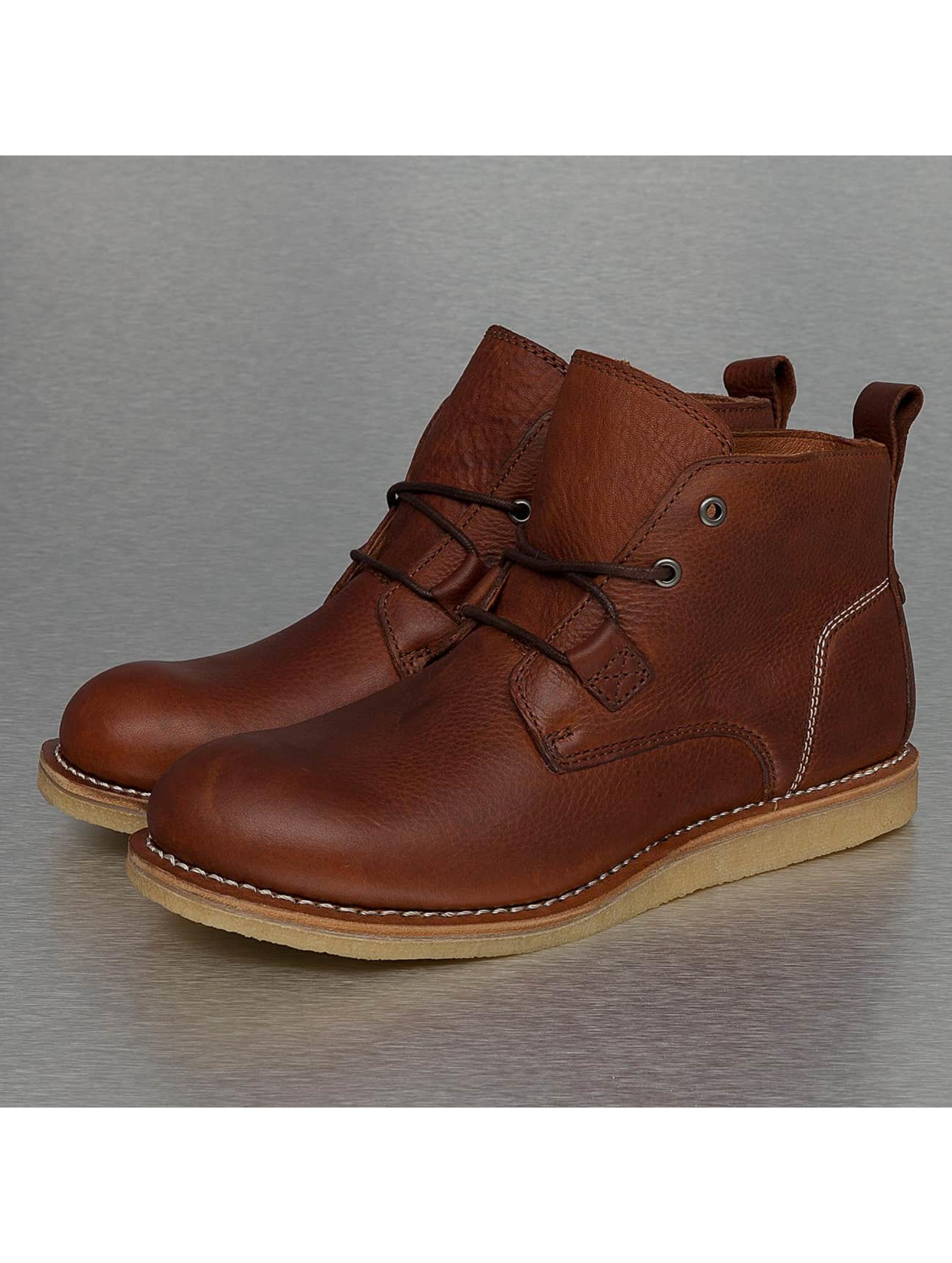 Dickies Čižmy/Boots Oak Brook hnedá