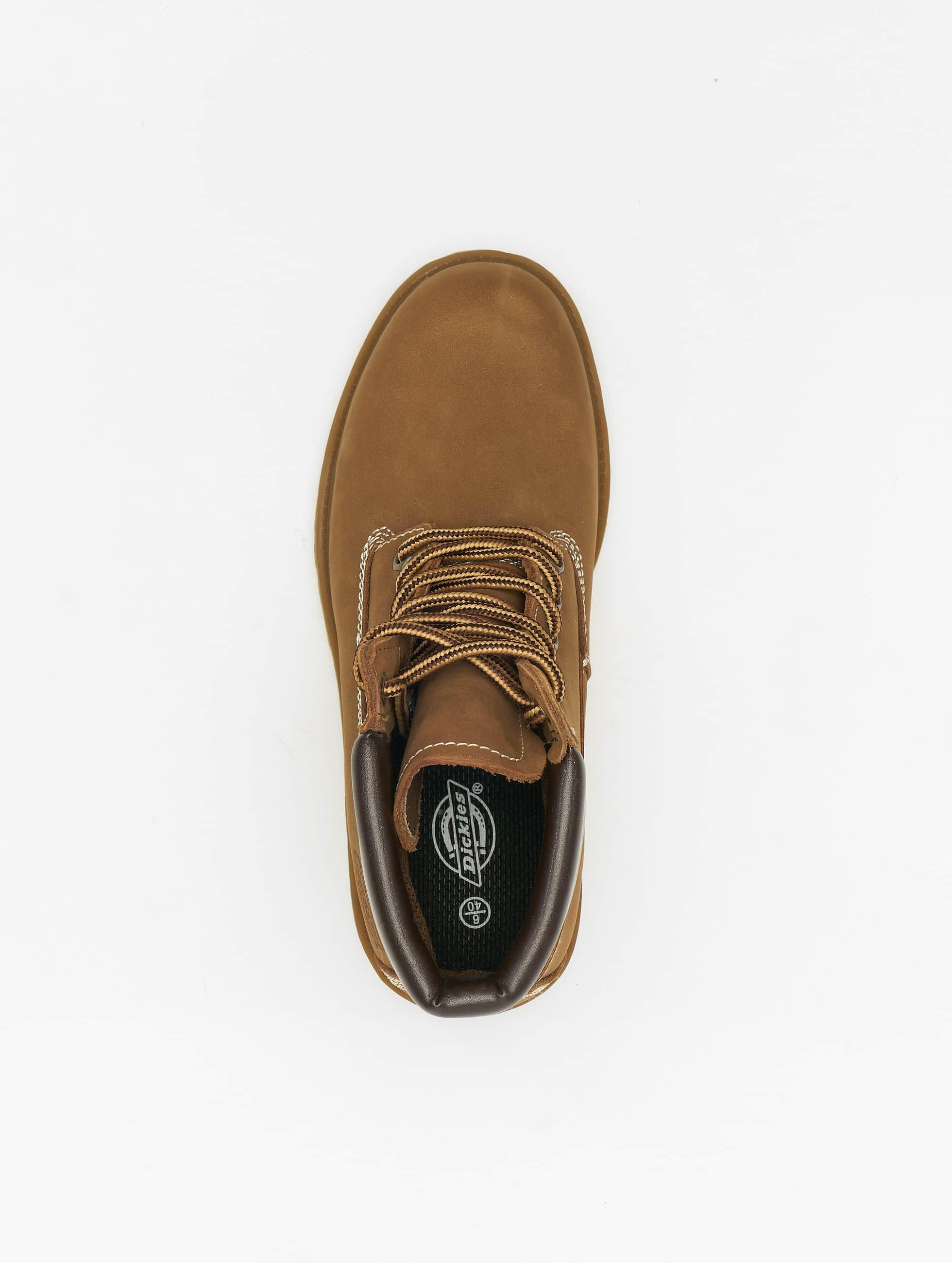 Dickies Ботинки Fort Worth коричневый