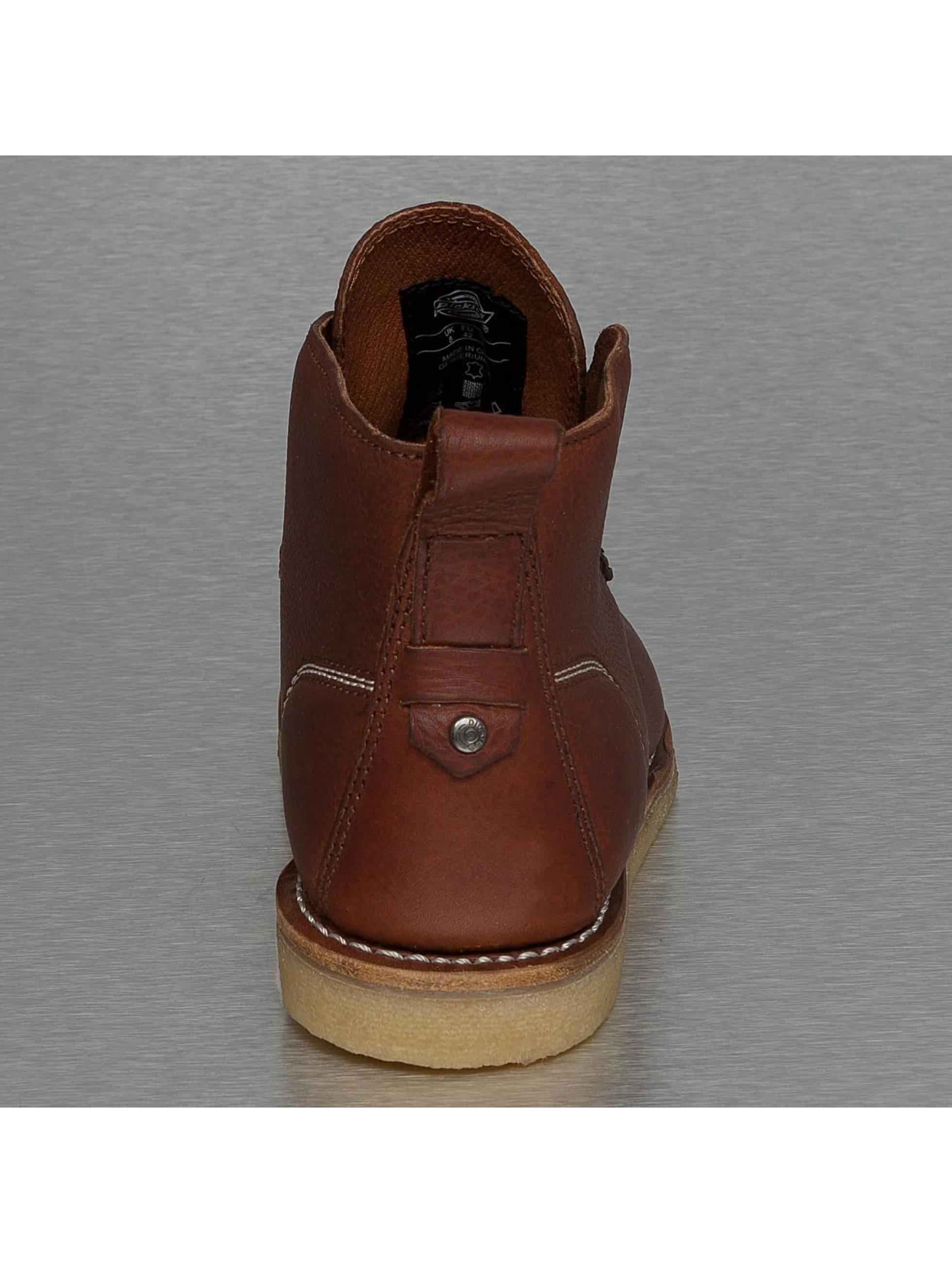 Dickies Ботинки Oak Brook коричневый