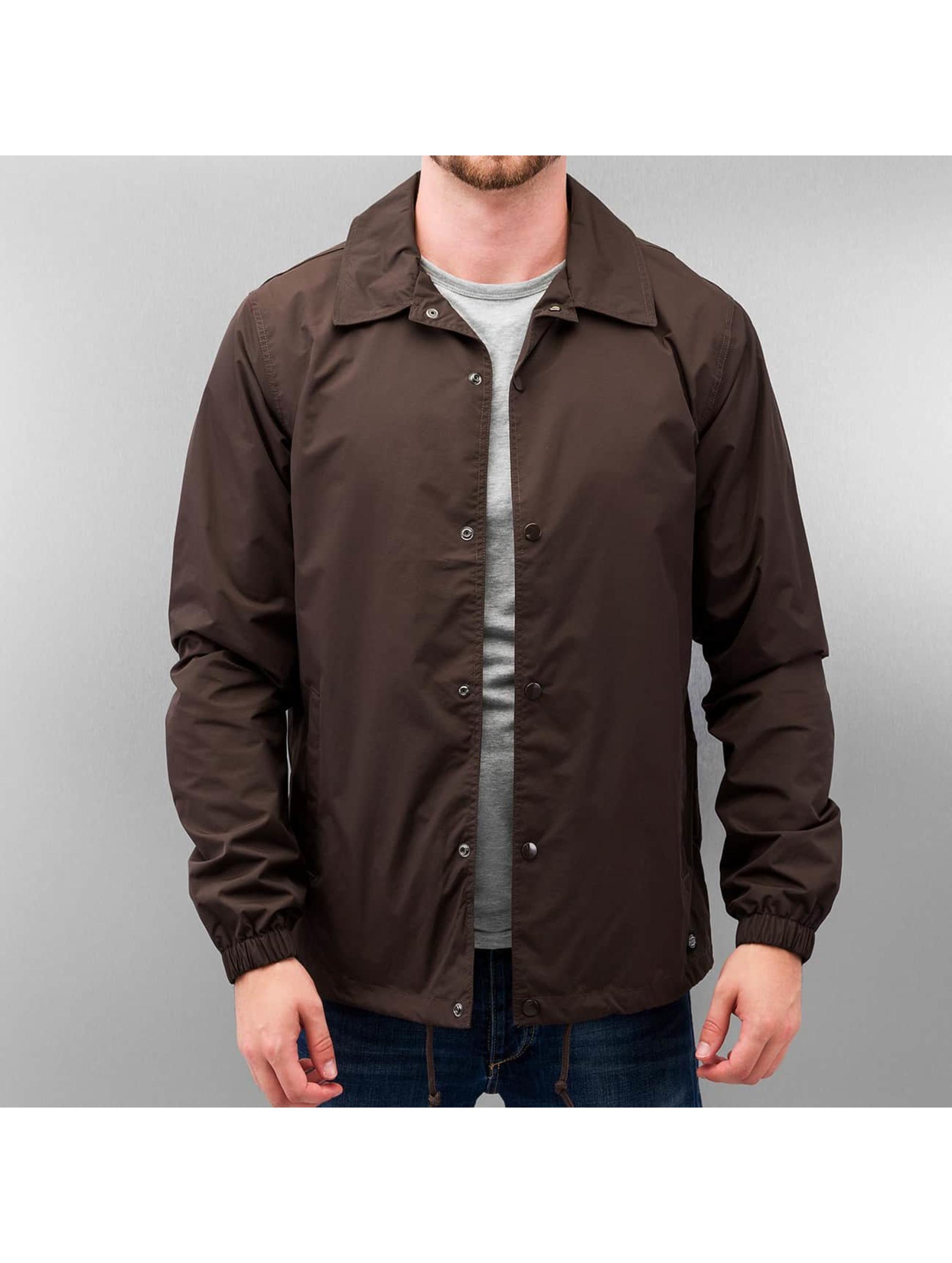Dickies Демисезонная куртка Torrance коричневый