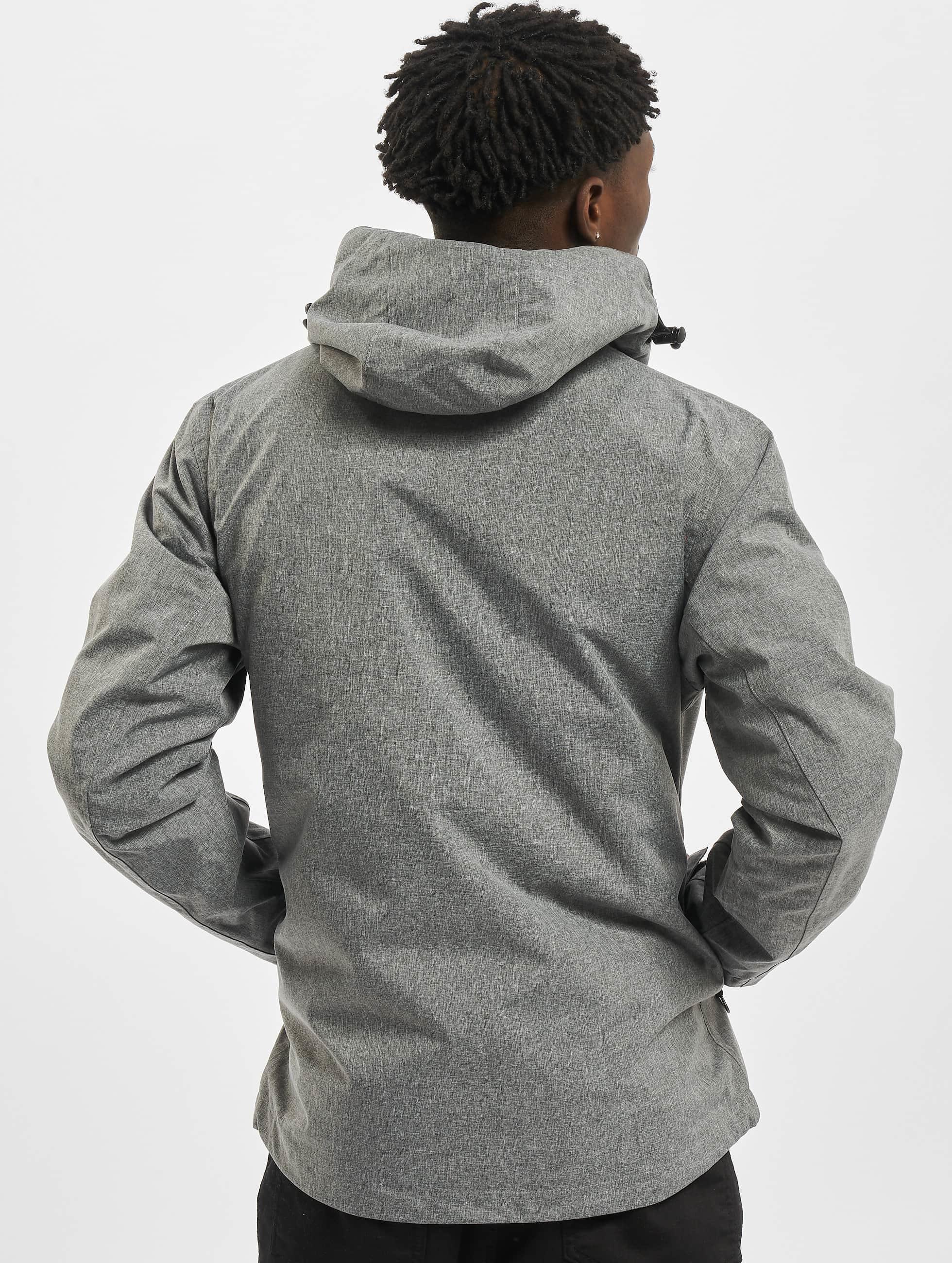 Dickies Демисезонная куртка Bostwick серый