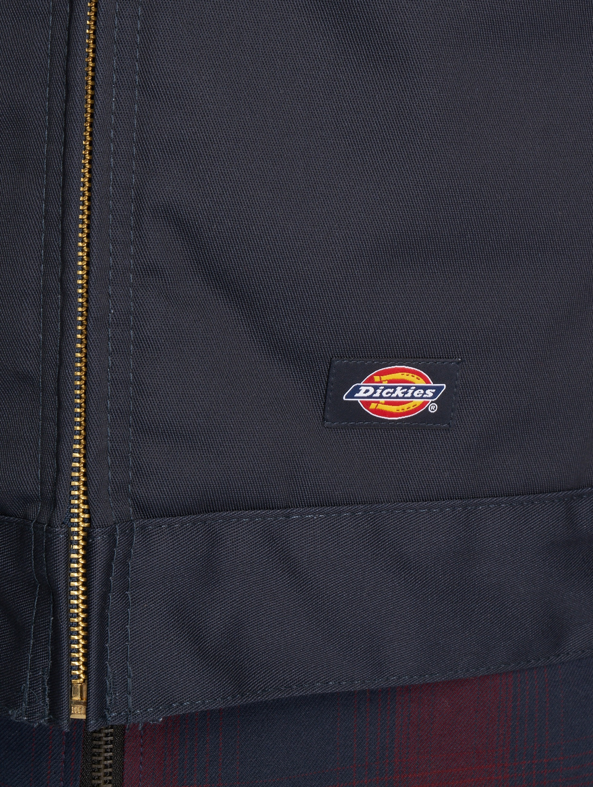 Dickies Демисезонная куртка Lined Eisenhower синий