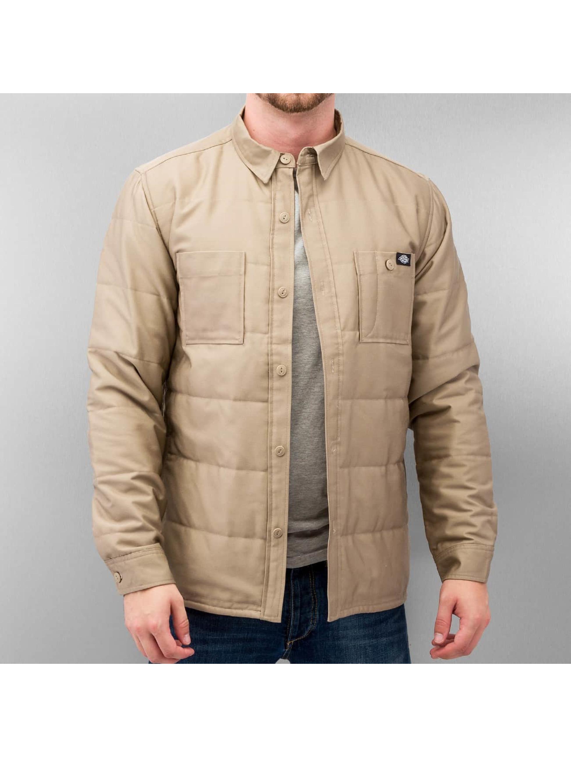 Dickies Демисезонная куртка Greendale хаки