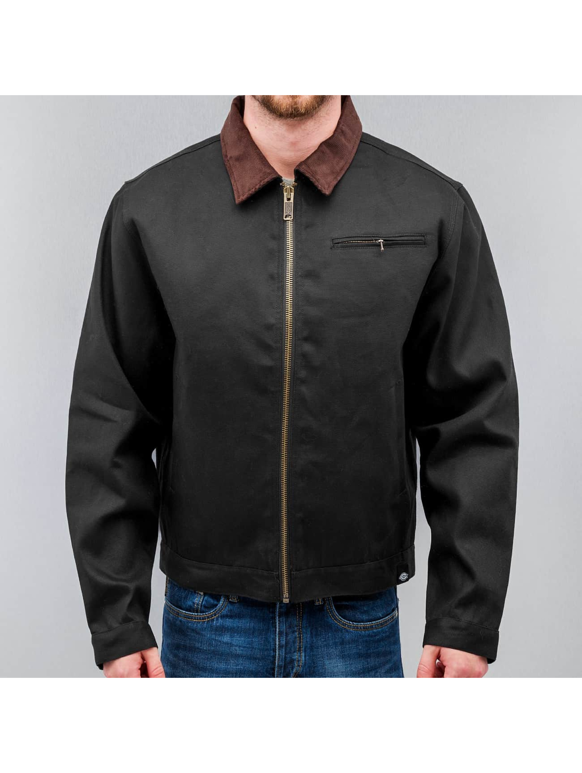 Dickies Демисезонная куртка Blanket Lined Duck черный