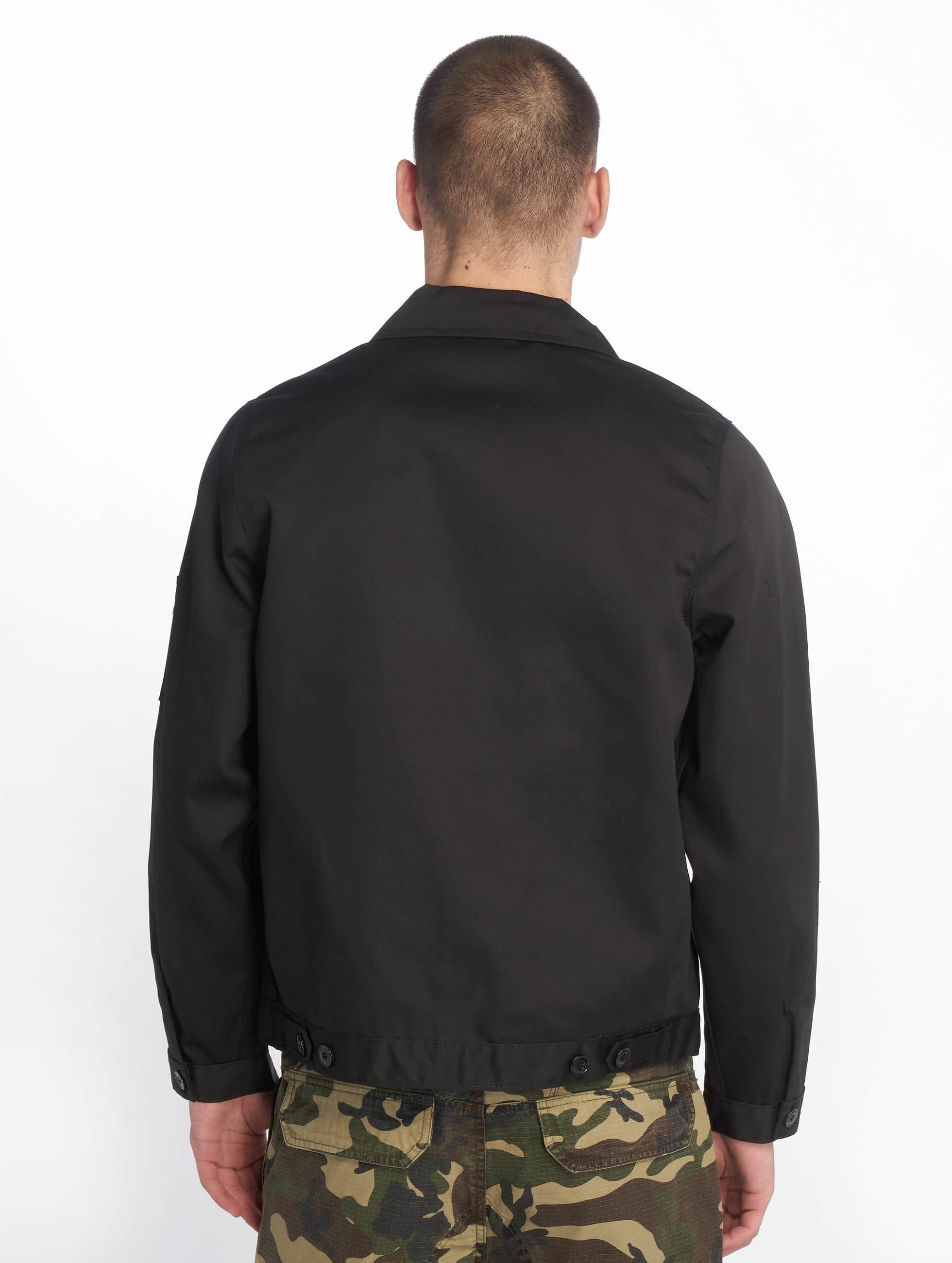 Dickies Демисезонная куртка Unlined Eisenhower черный