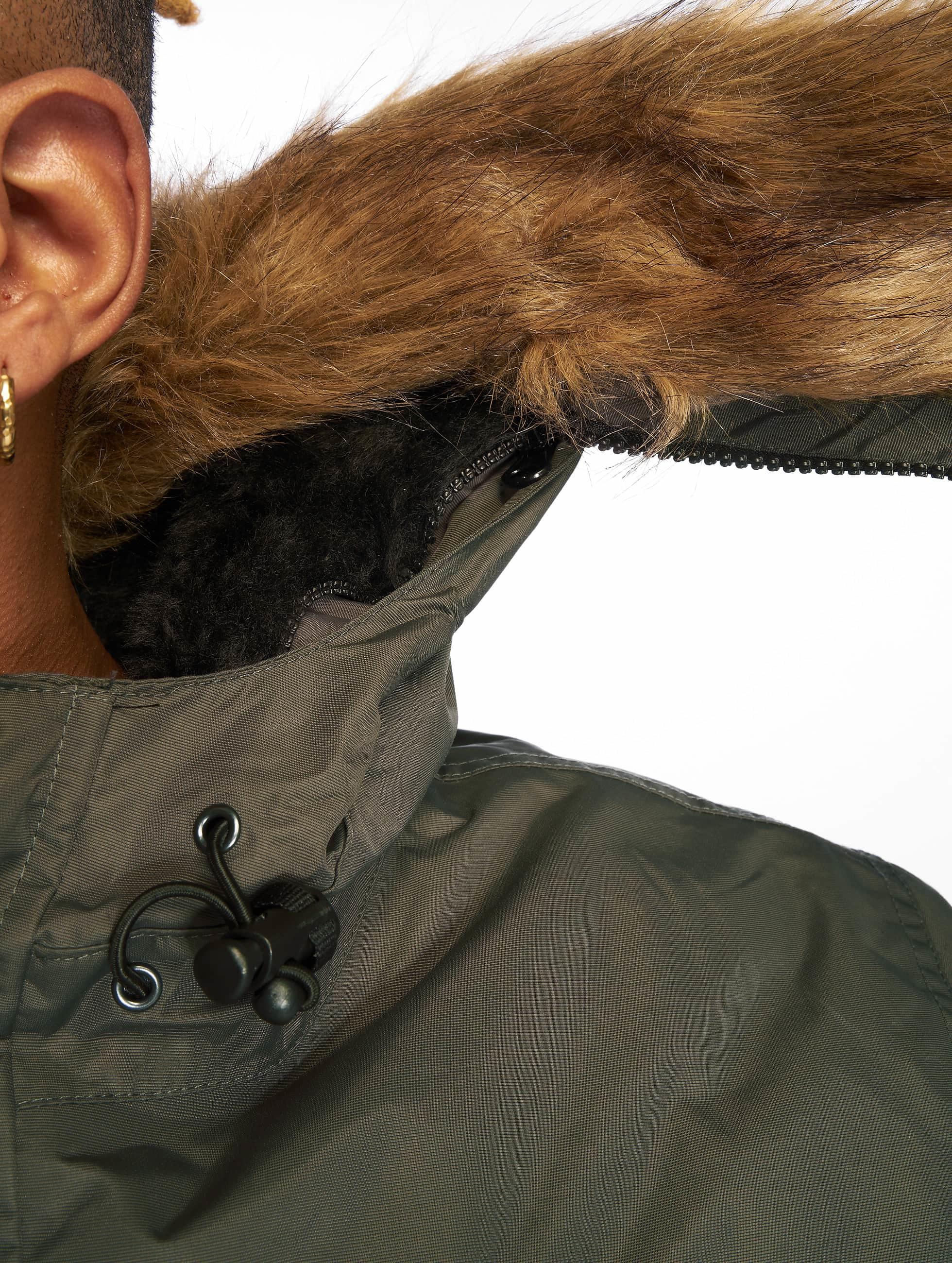 Dickies Зимняя куртка Curtis серый