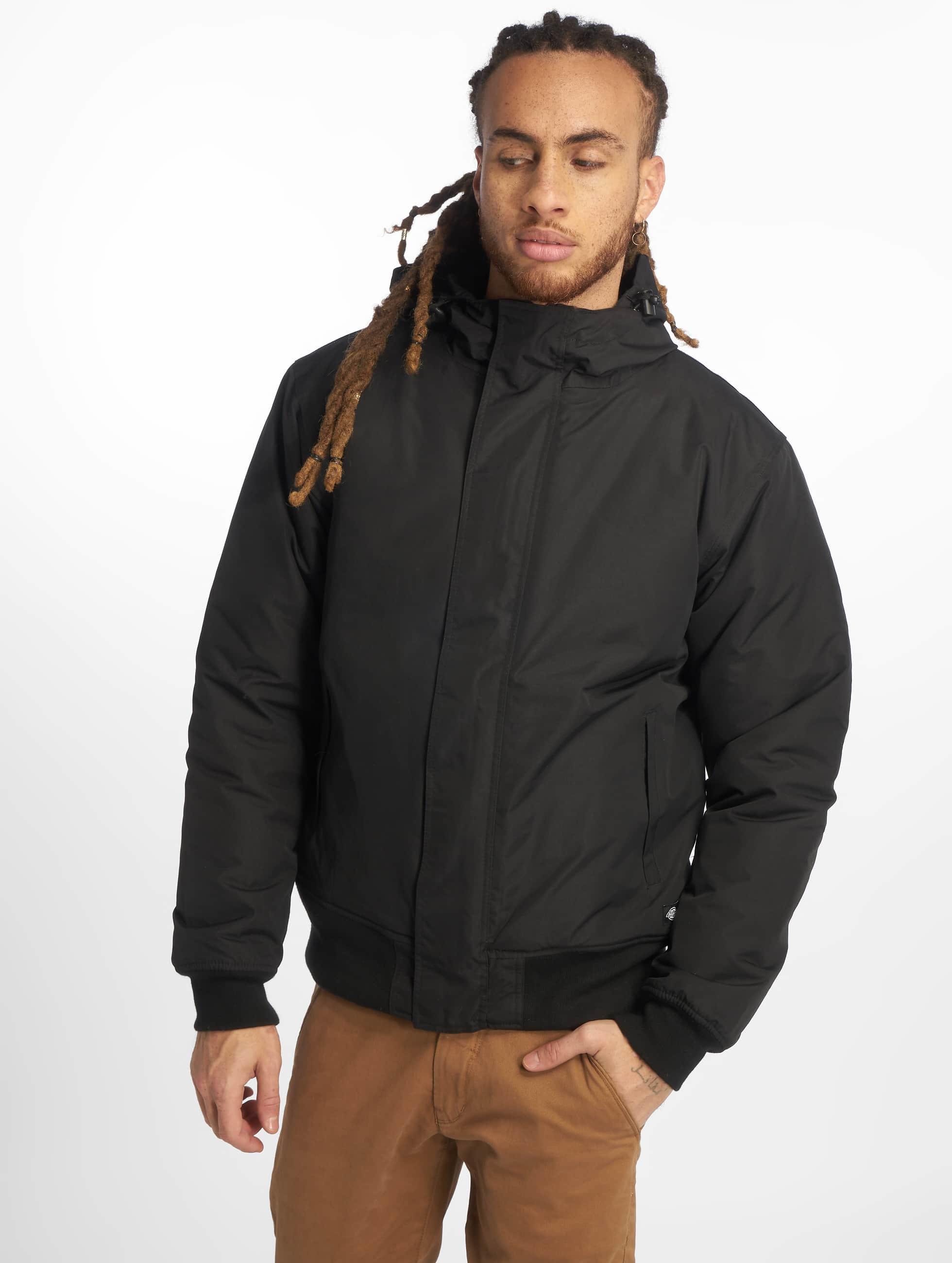 Dickies Зимняя куртка Cornwell черный