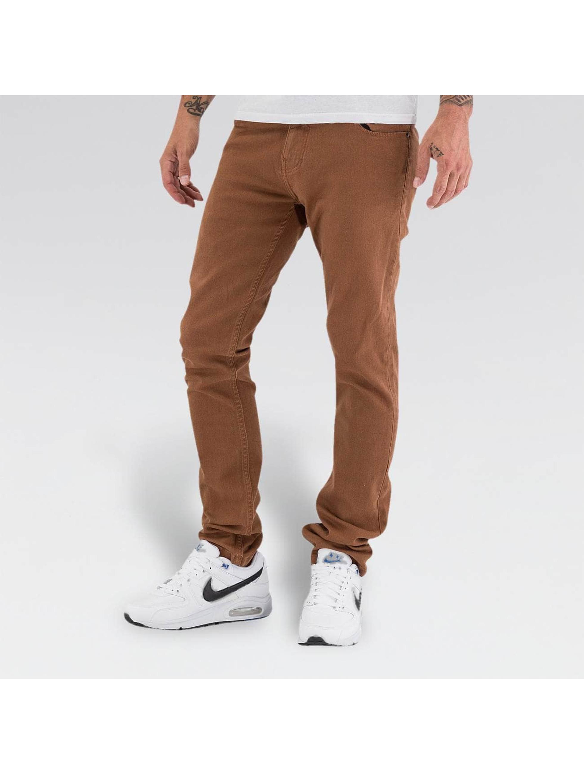 Dickies Облегающие джинсы Augusta коричневый
