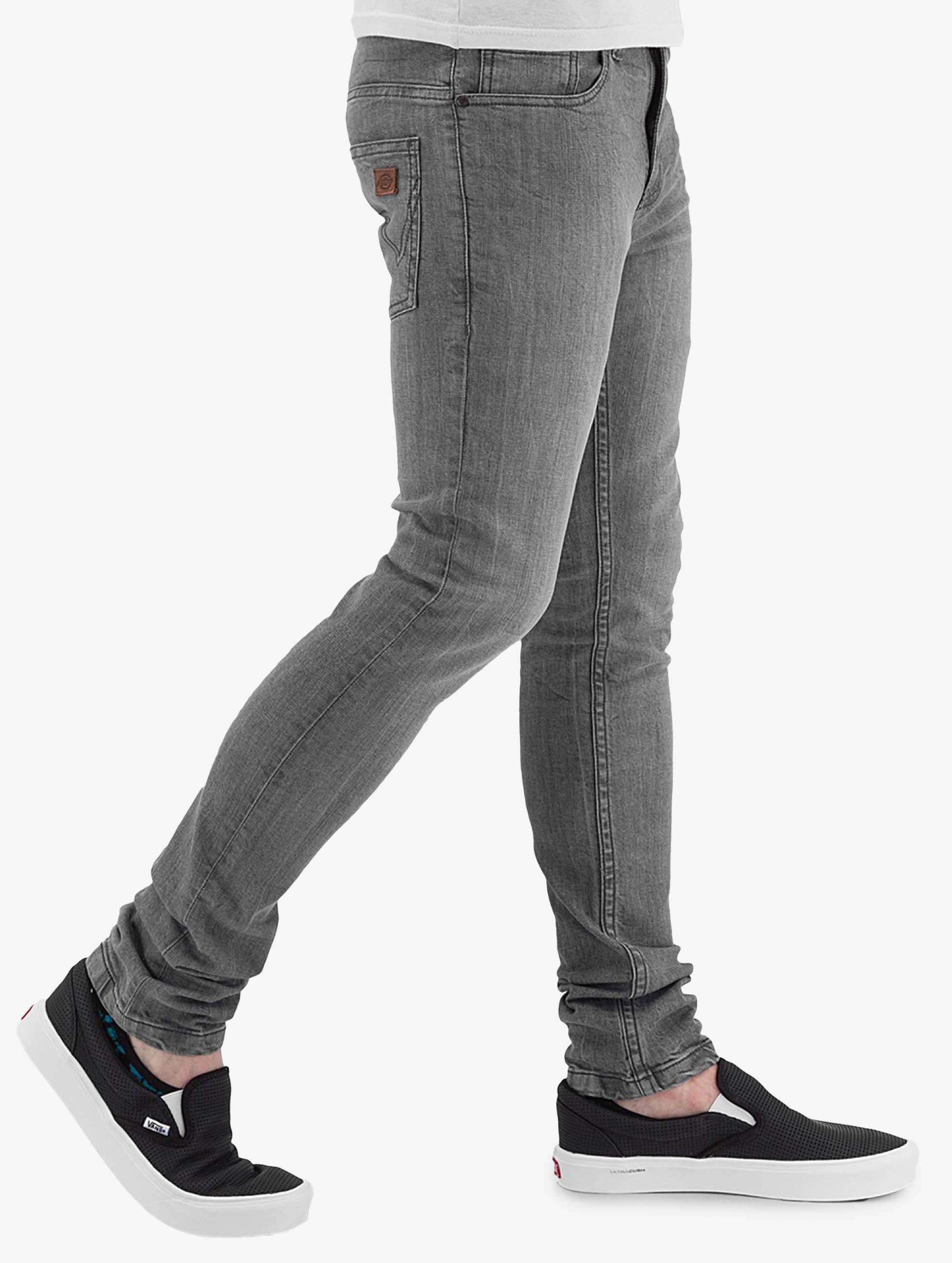 Dickies Облегающие джинсы Louisiana серый
