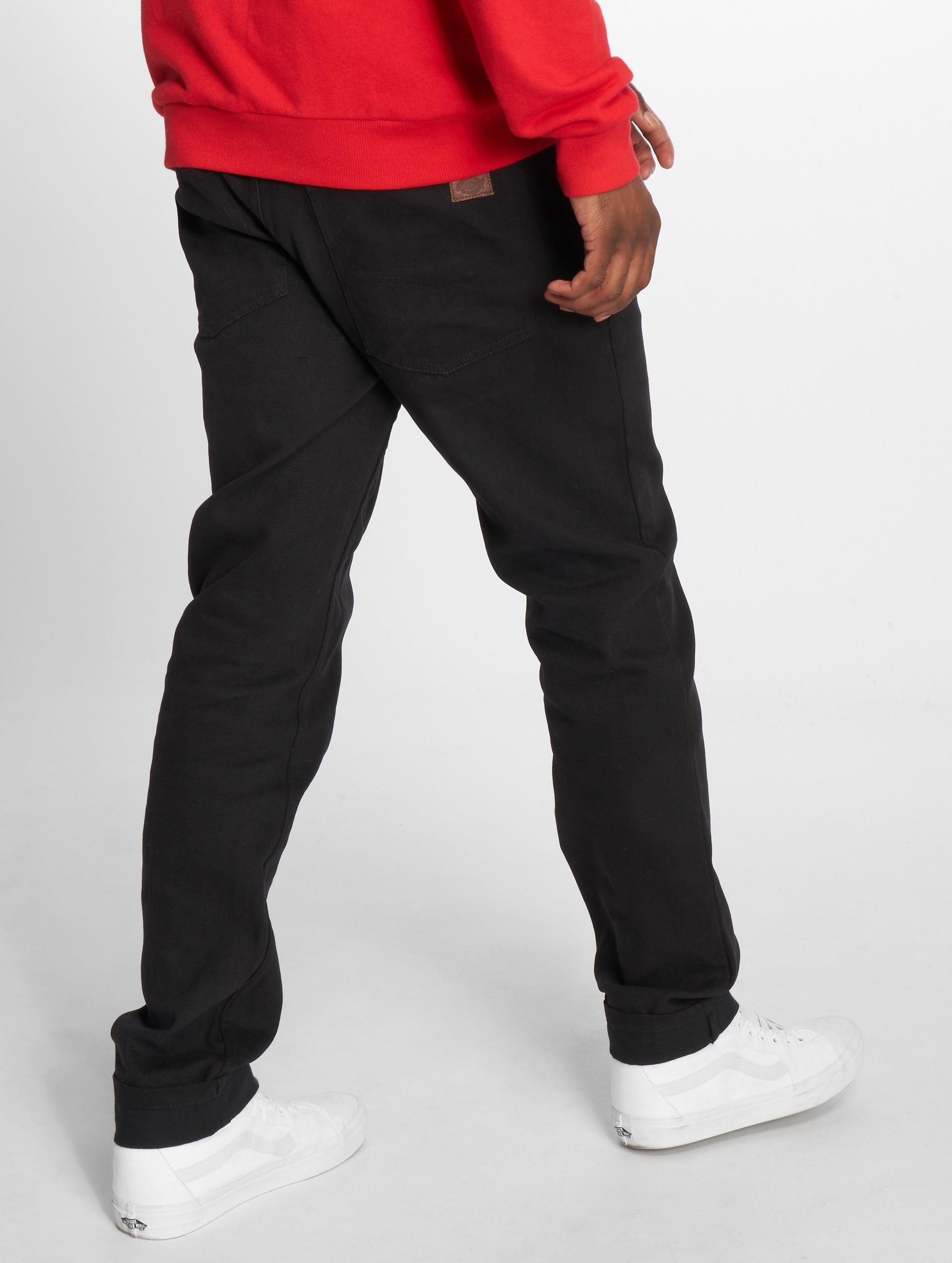Dickies Облегающие джинсы Louisiana черный