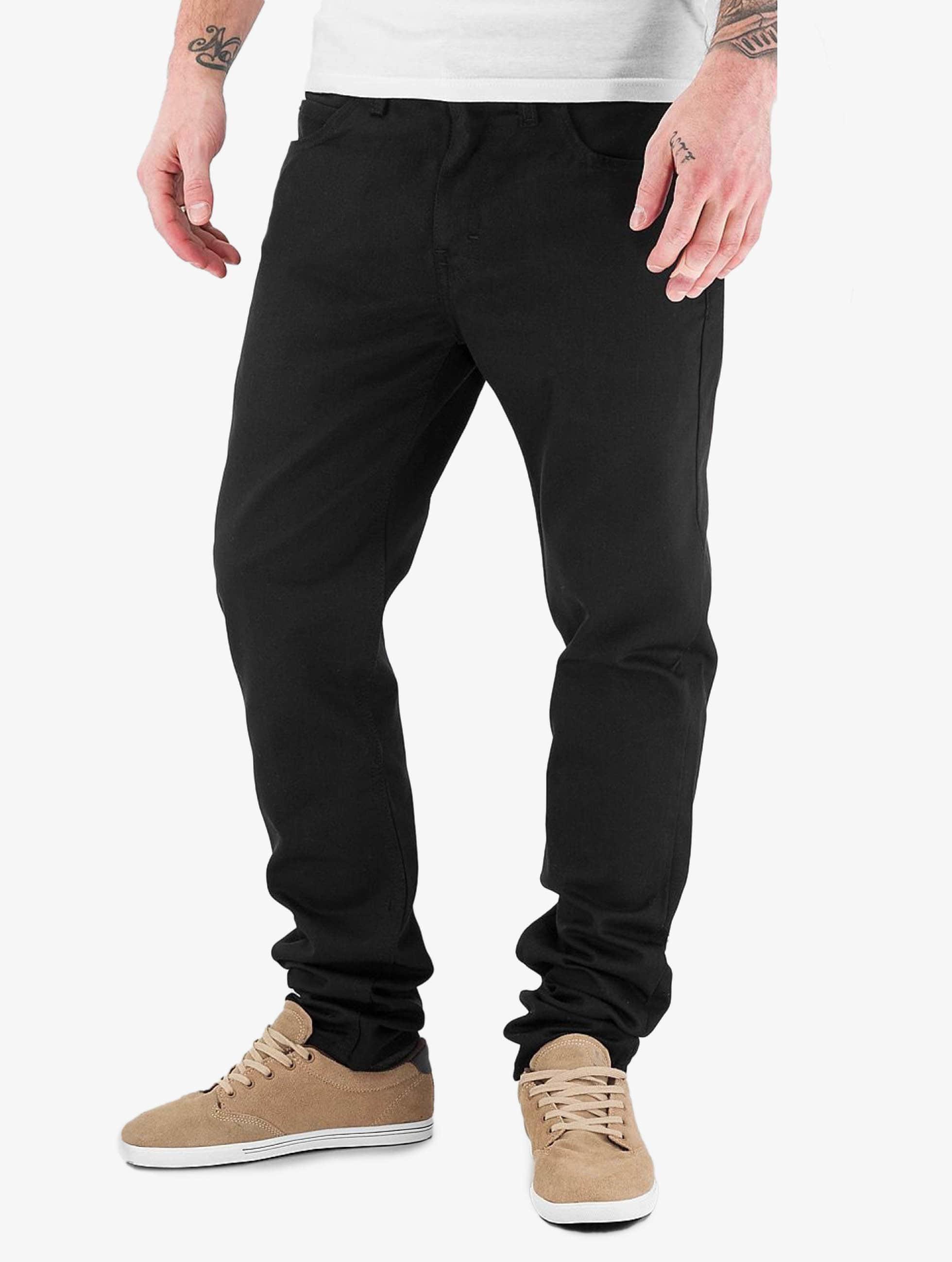 Dickies Облегающие джинсы Slim Skinny черный