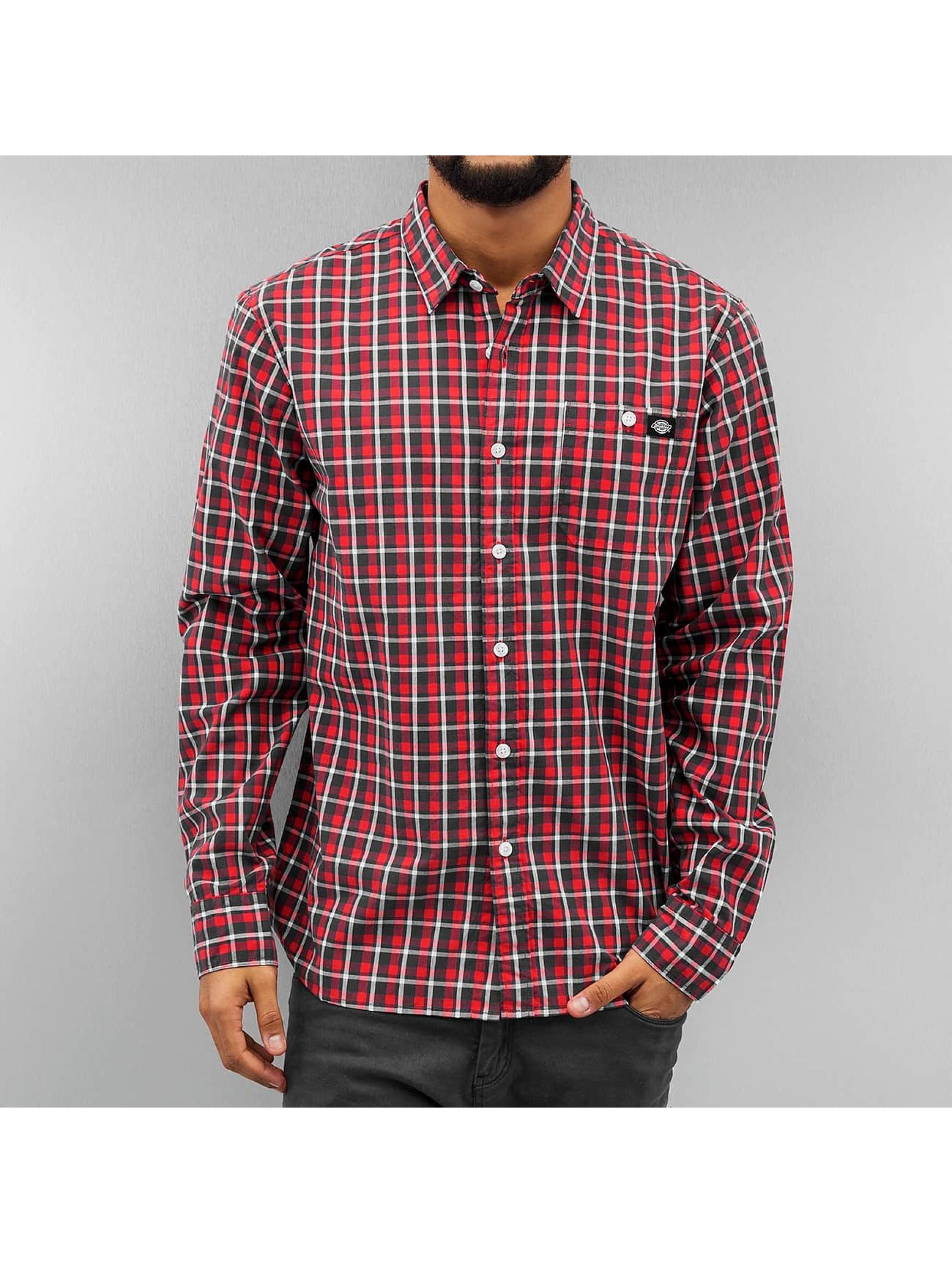 Dickies Рубашка Laytonville красный