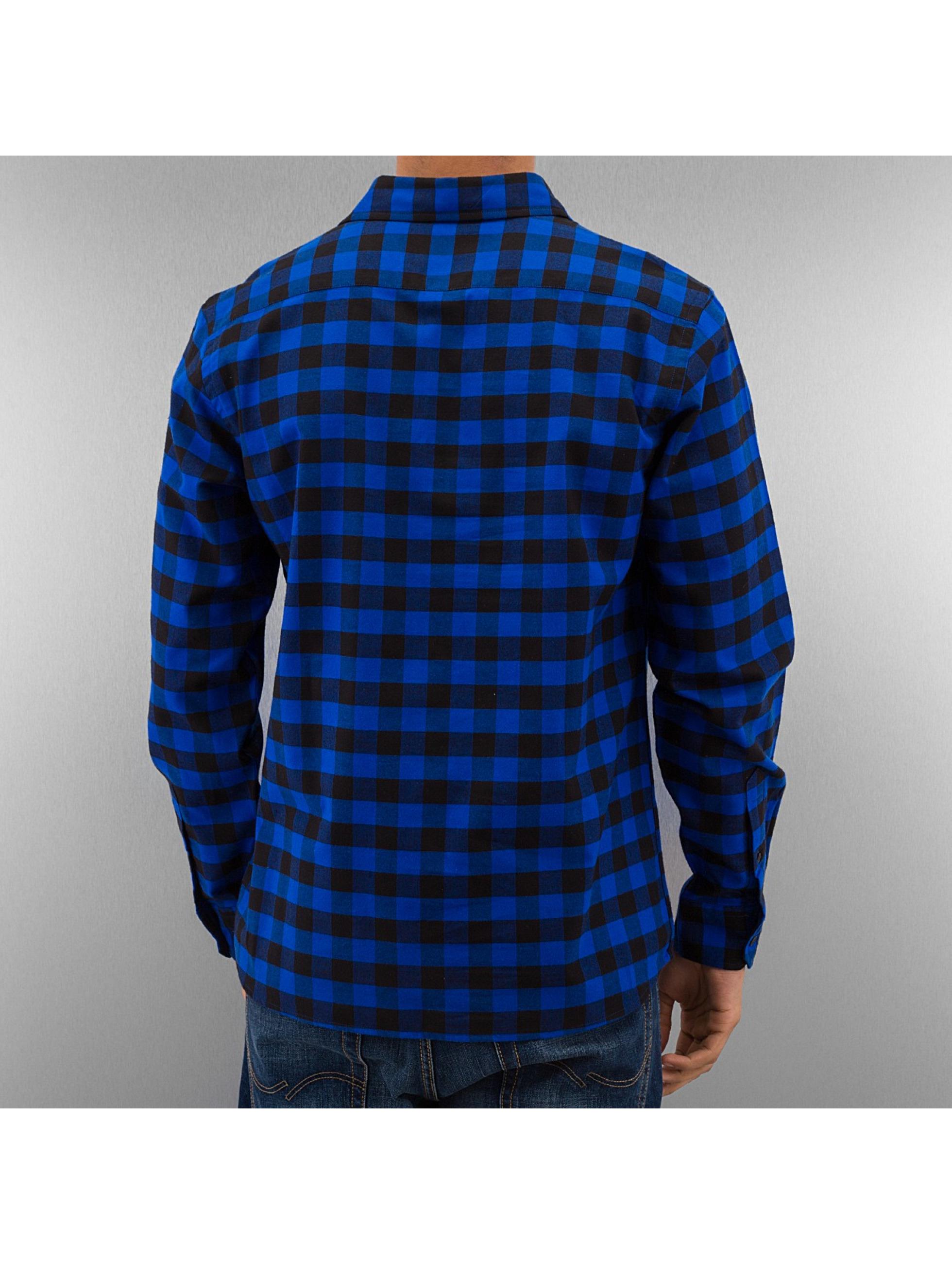 Dickies Рубашка Jacksonville синий