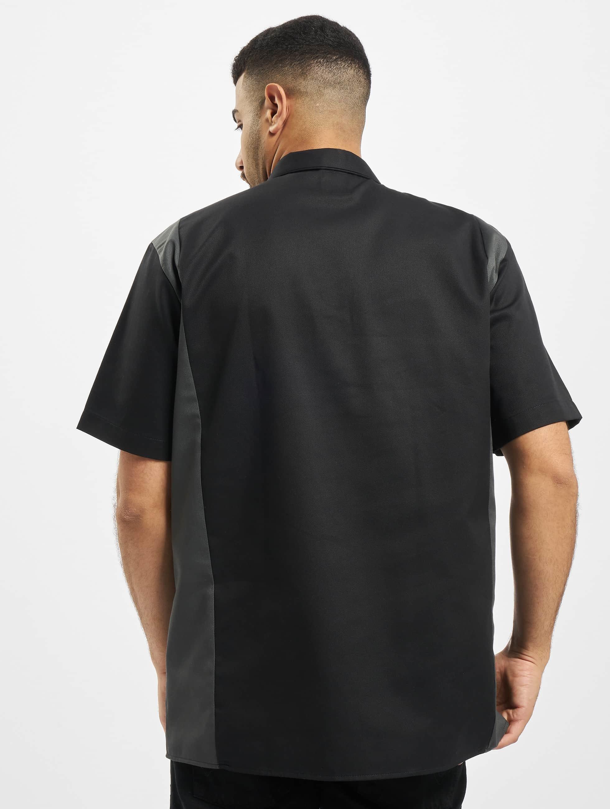 Dickies Рубашка 2-Tone Work черный