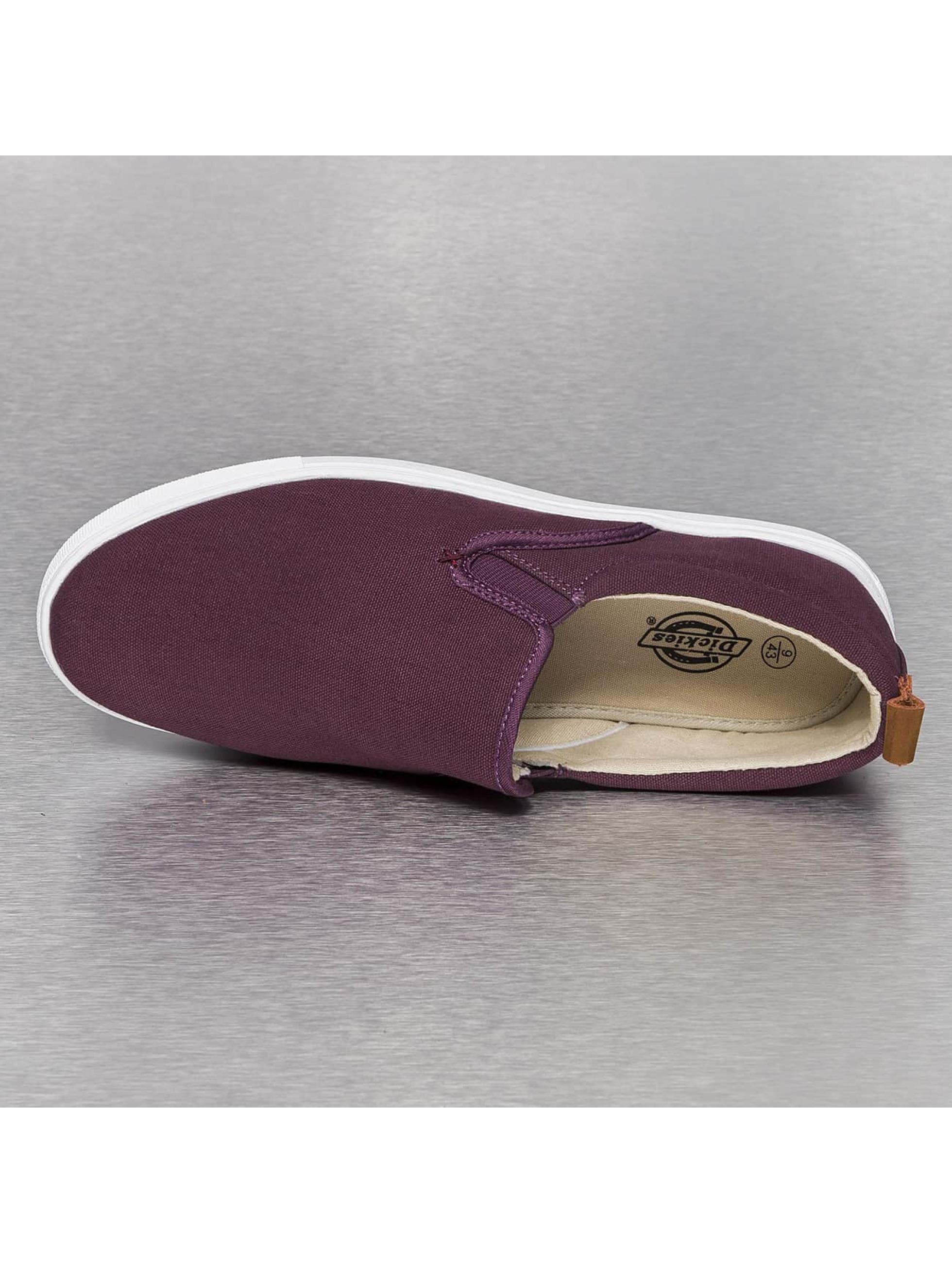 Dickies Сникеры Kansas пурпурный