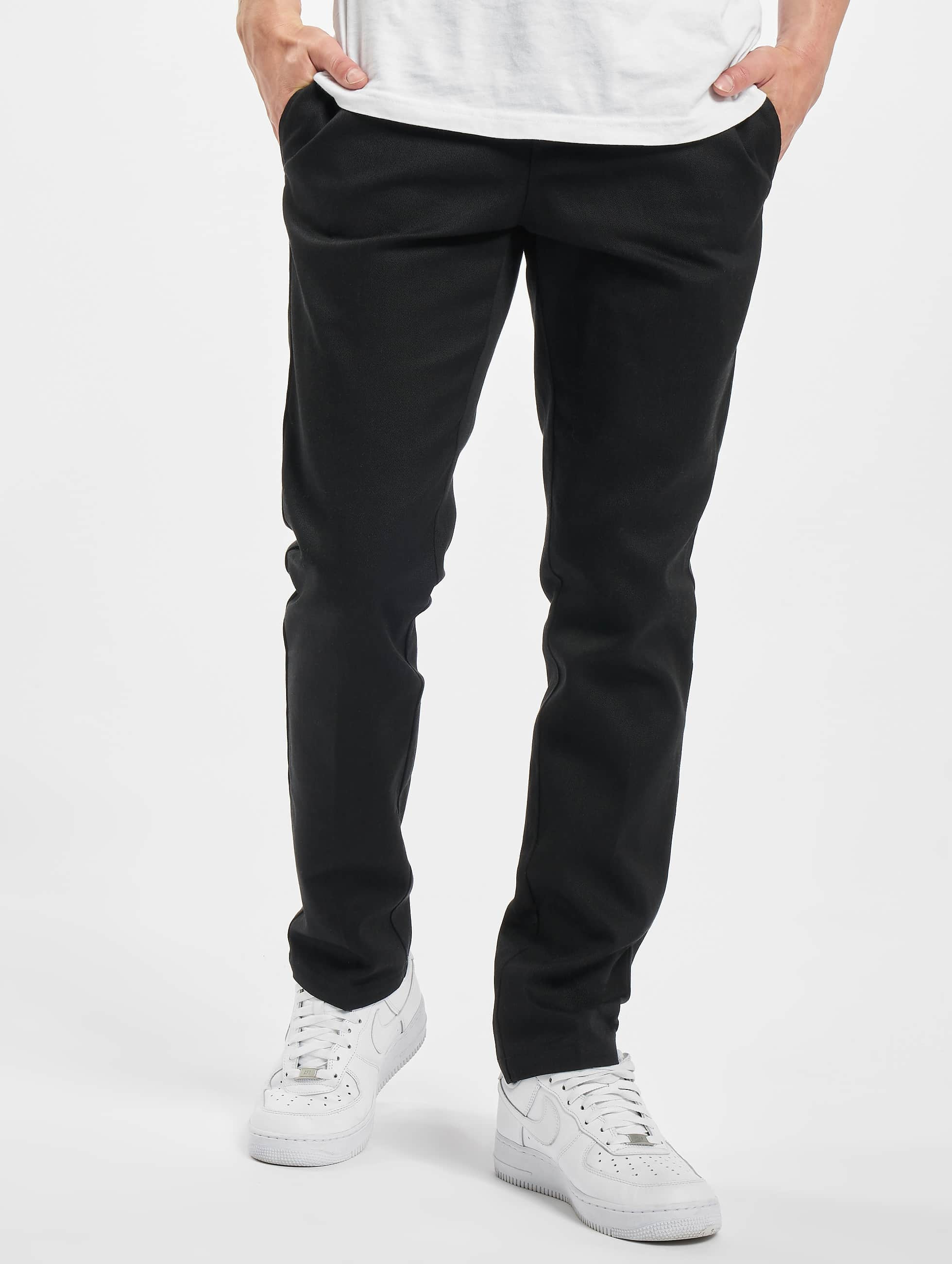 Dickies Чинос Slim Fit Work черный