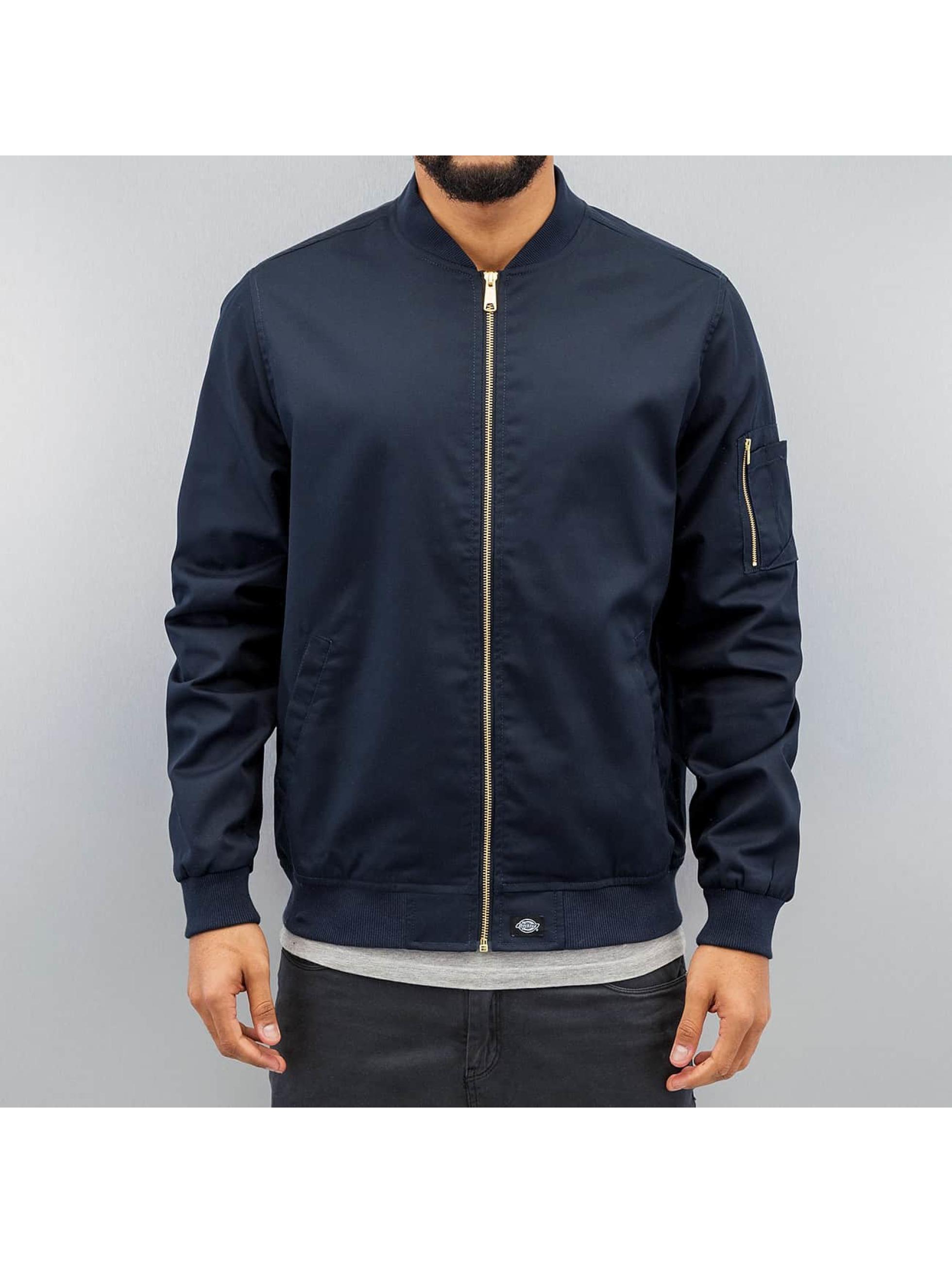 Dickies Bomber jacket Hughson blue