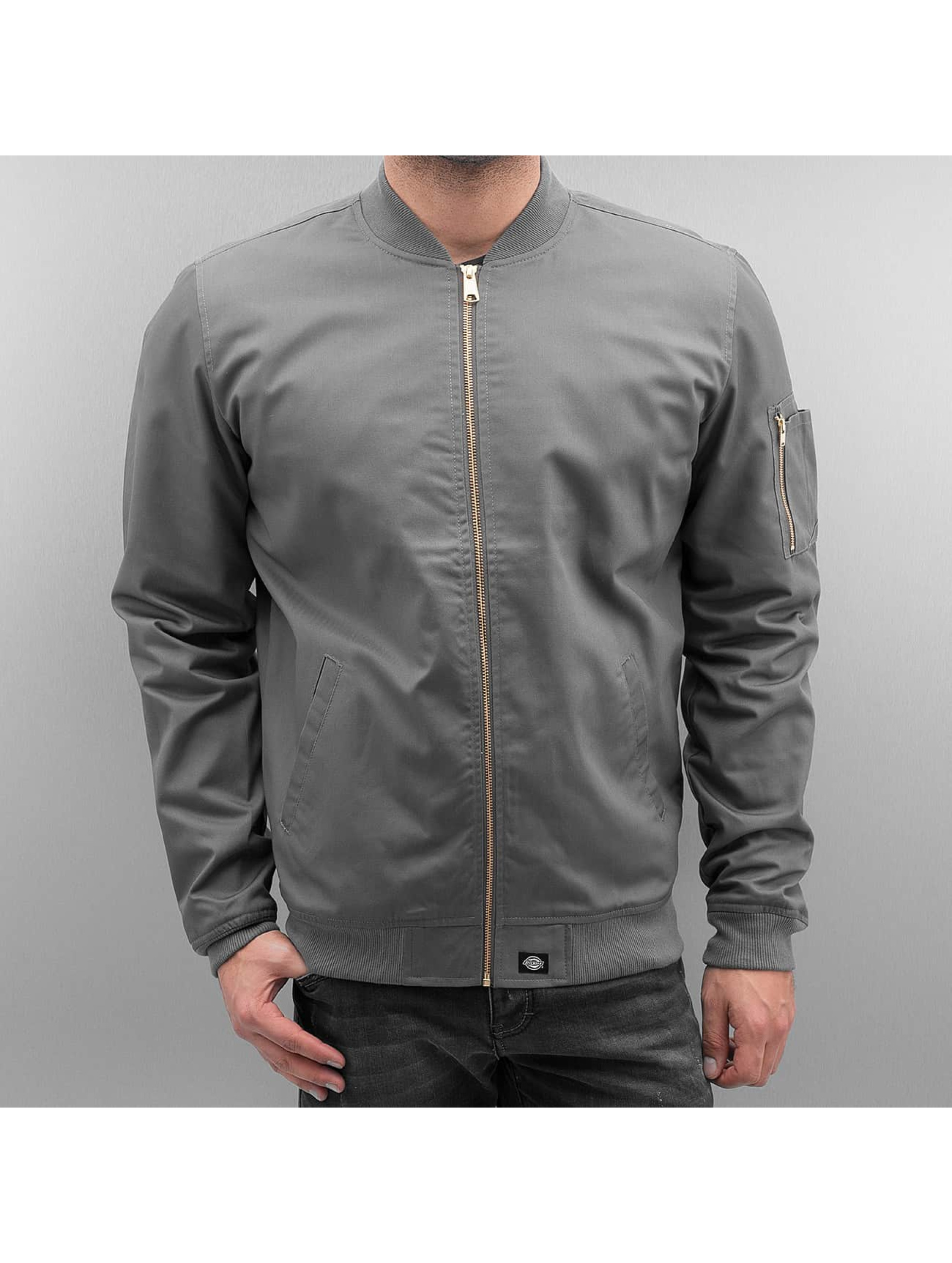 Dickies Bomber jacket Hughson grey