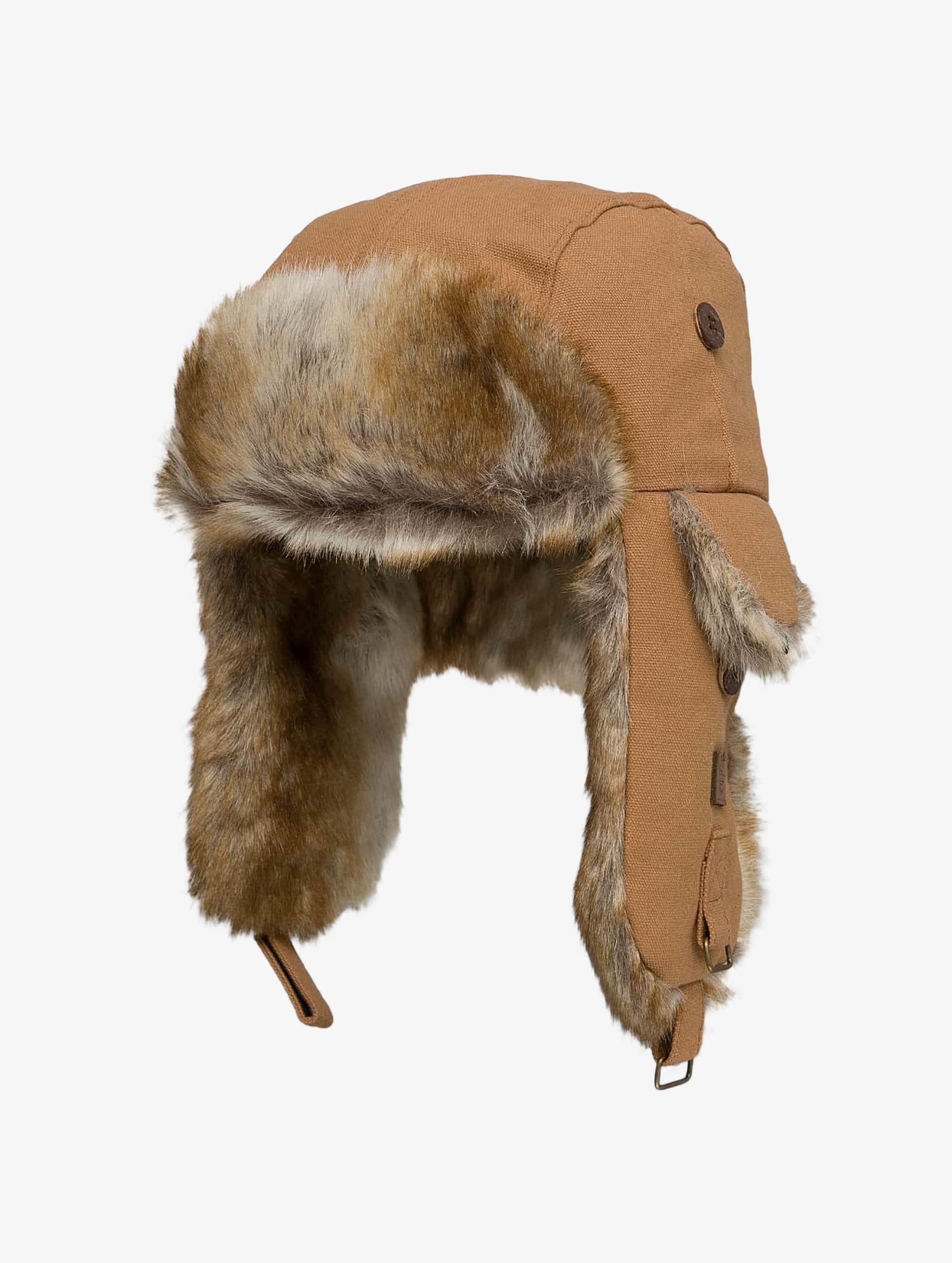 Dickies Bonnet hiver Trout Creek brun