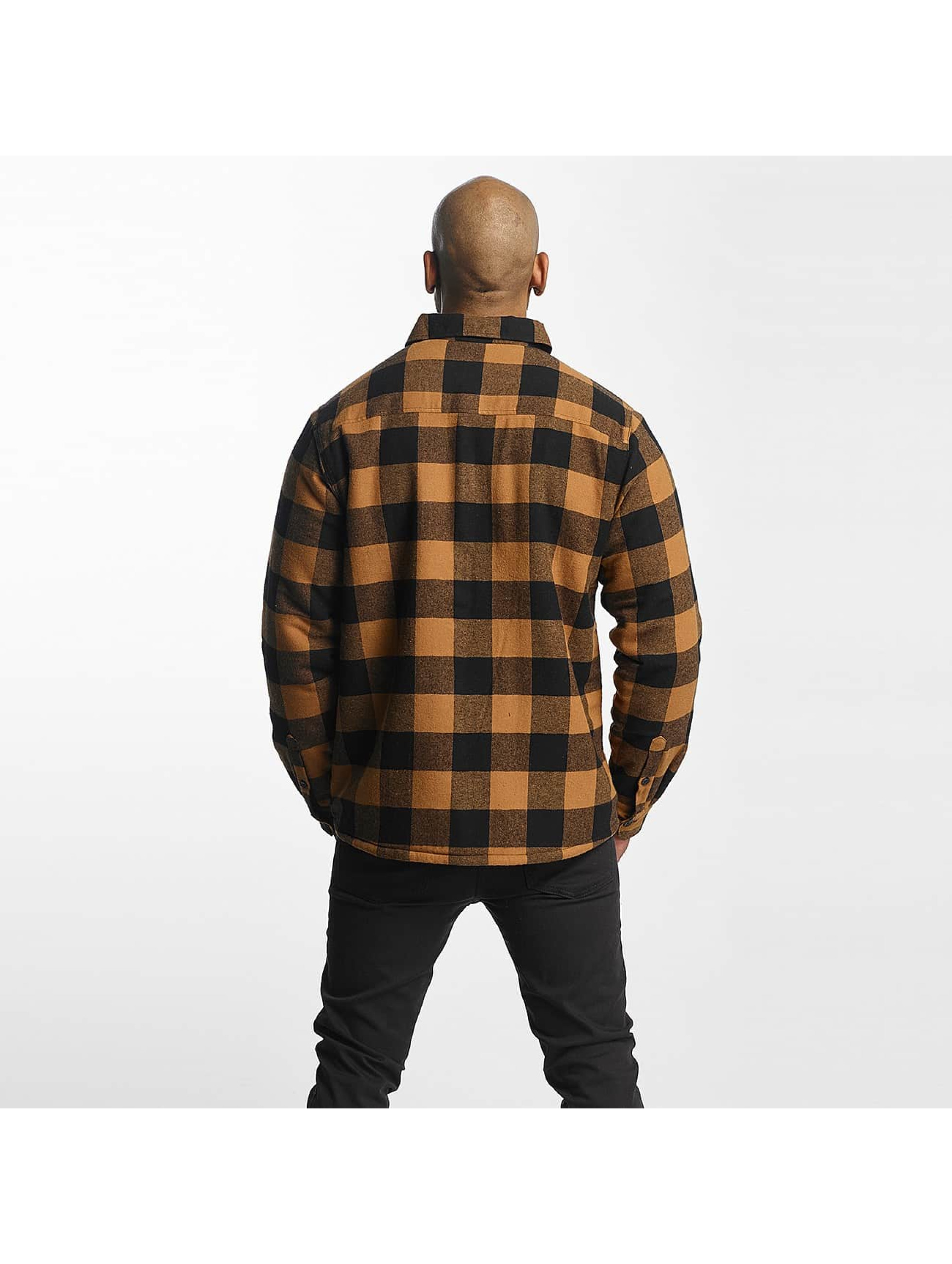 Dickies Camisa Lansdale marrón