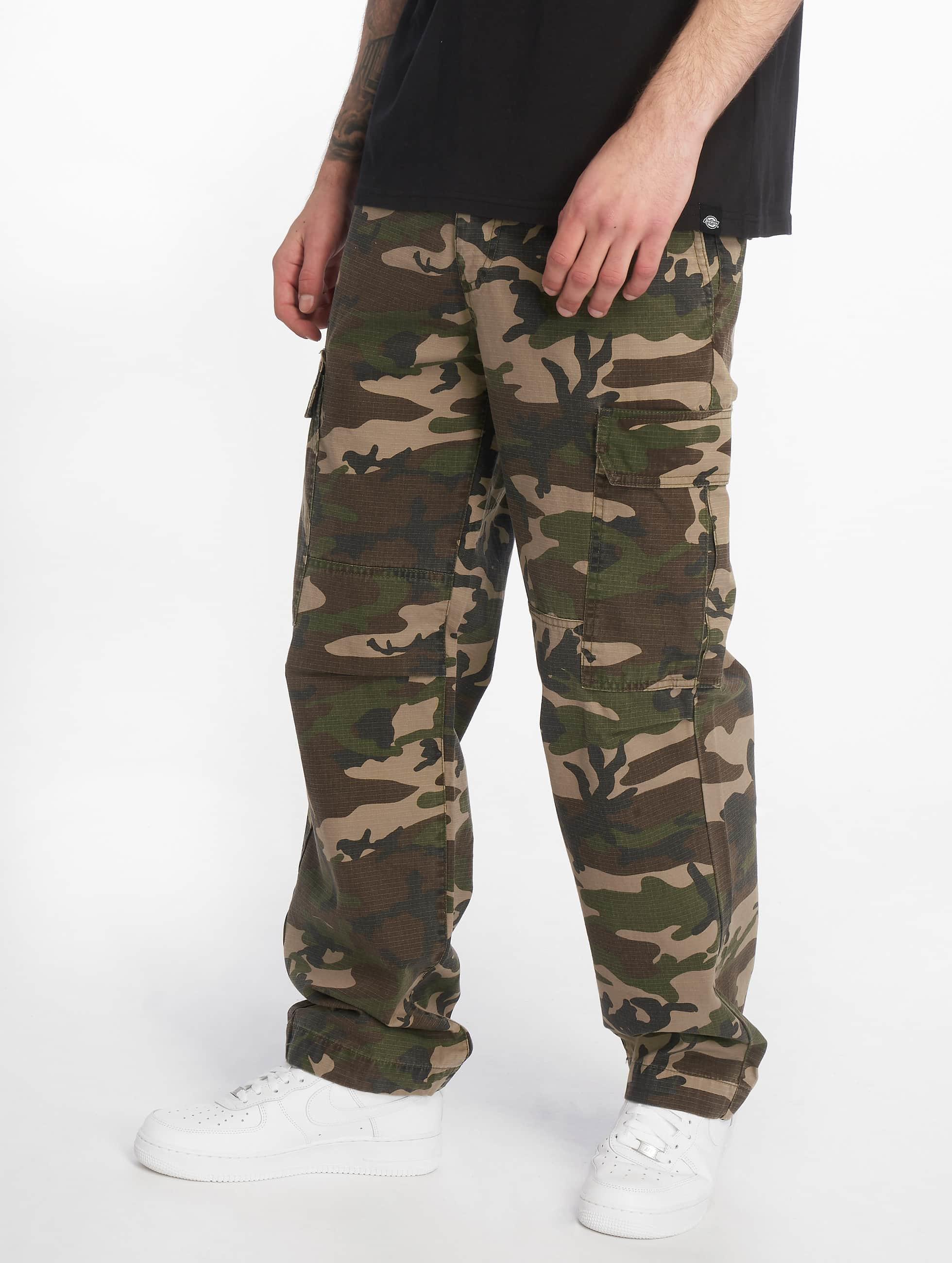 Dickies Cargobroek New York camouflage