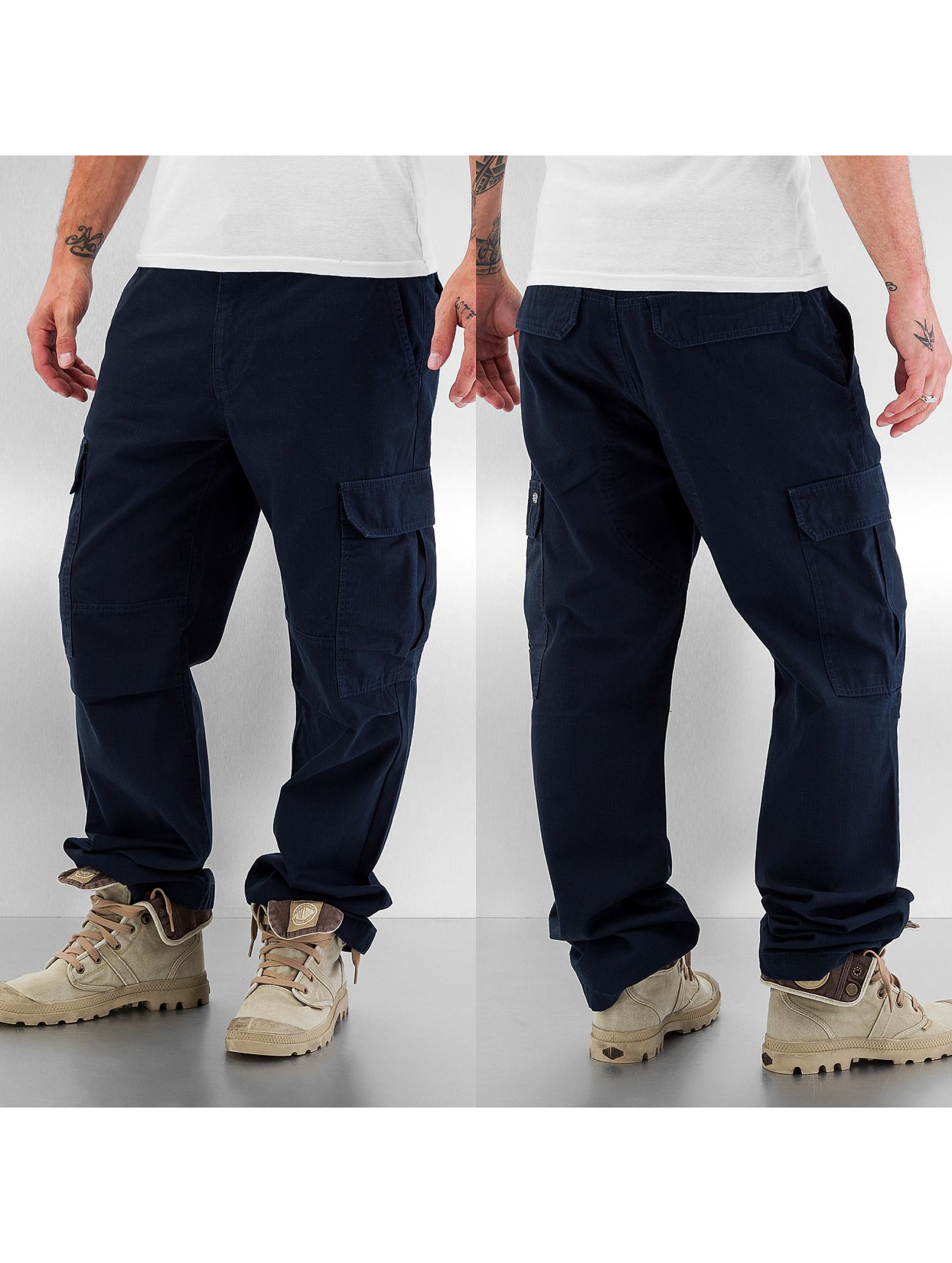 Dickies Cargohose New York blau