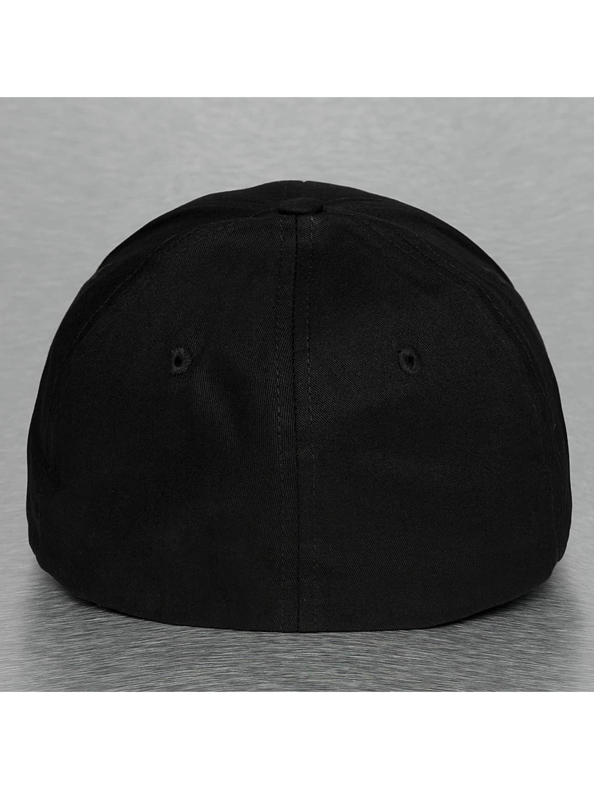 Dickies Casquette Flex Fitted Morrilton noir