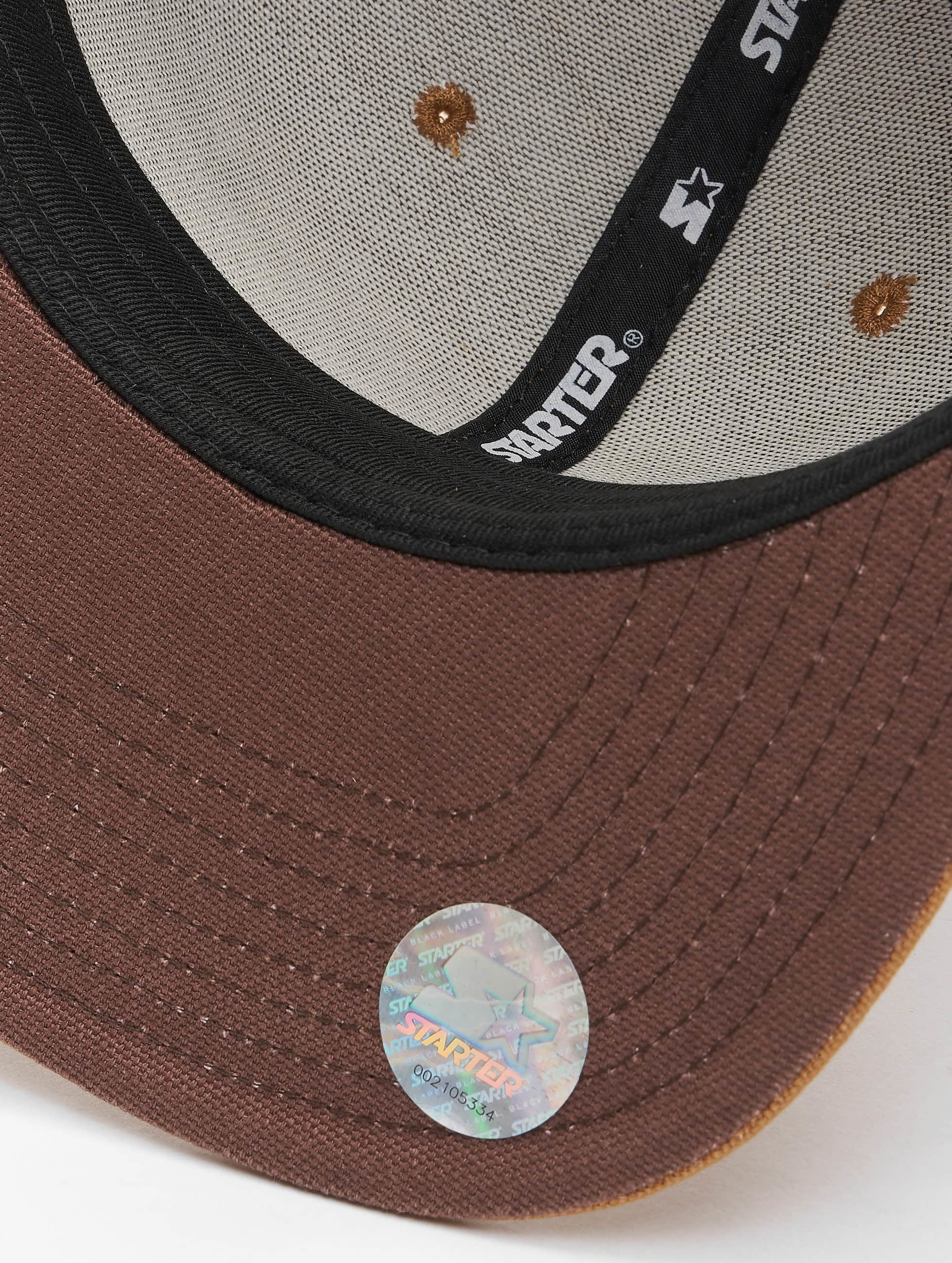 Dickies Casquette Snapback & Strapback Minnesota brun
