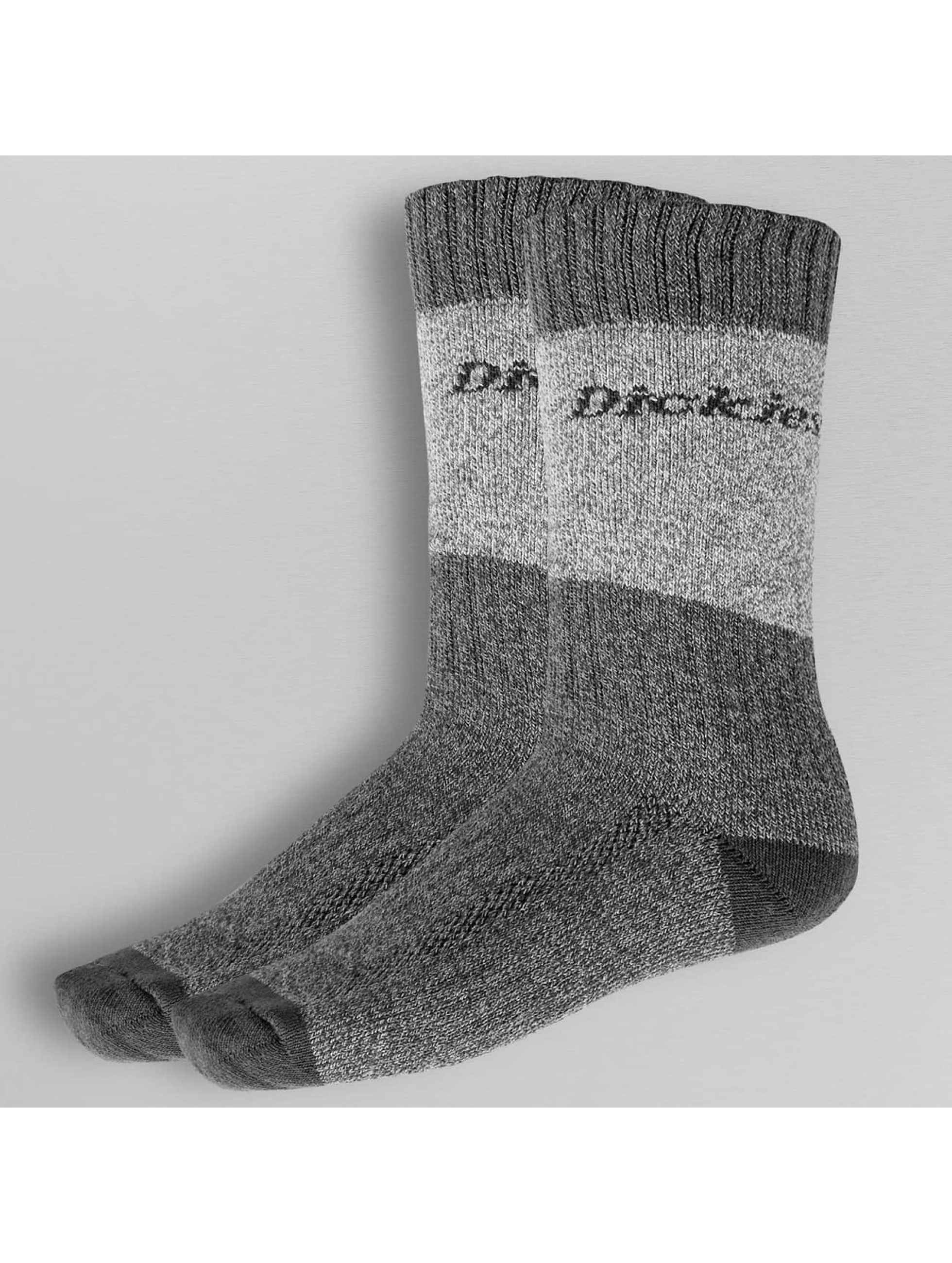 Dickies Chaussettes Croswell gris