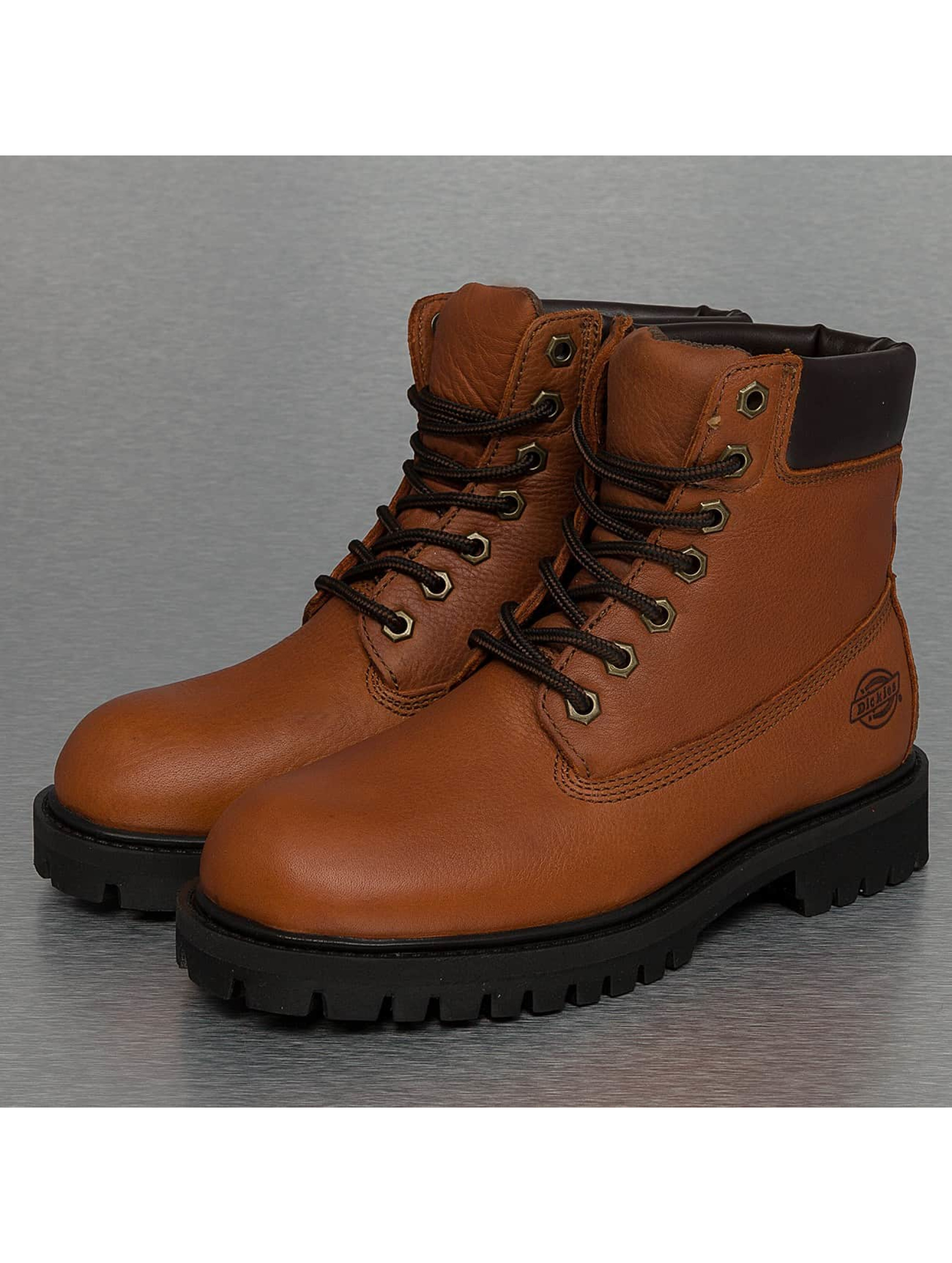 Dickies Chaussures montantes South Dakota brun