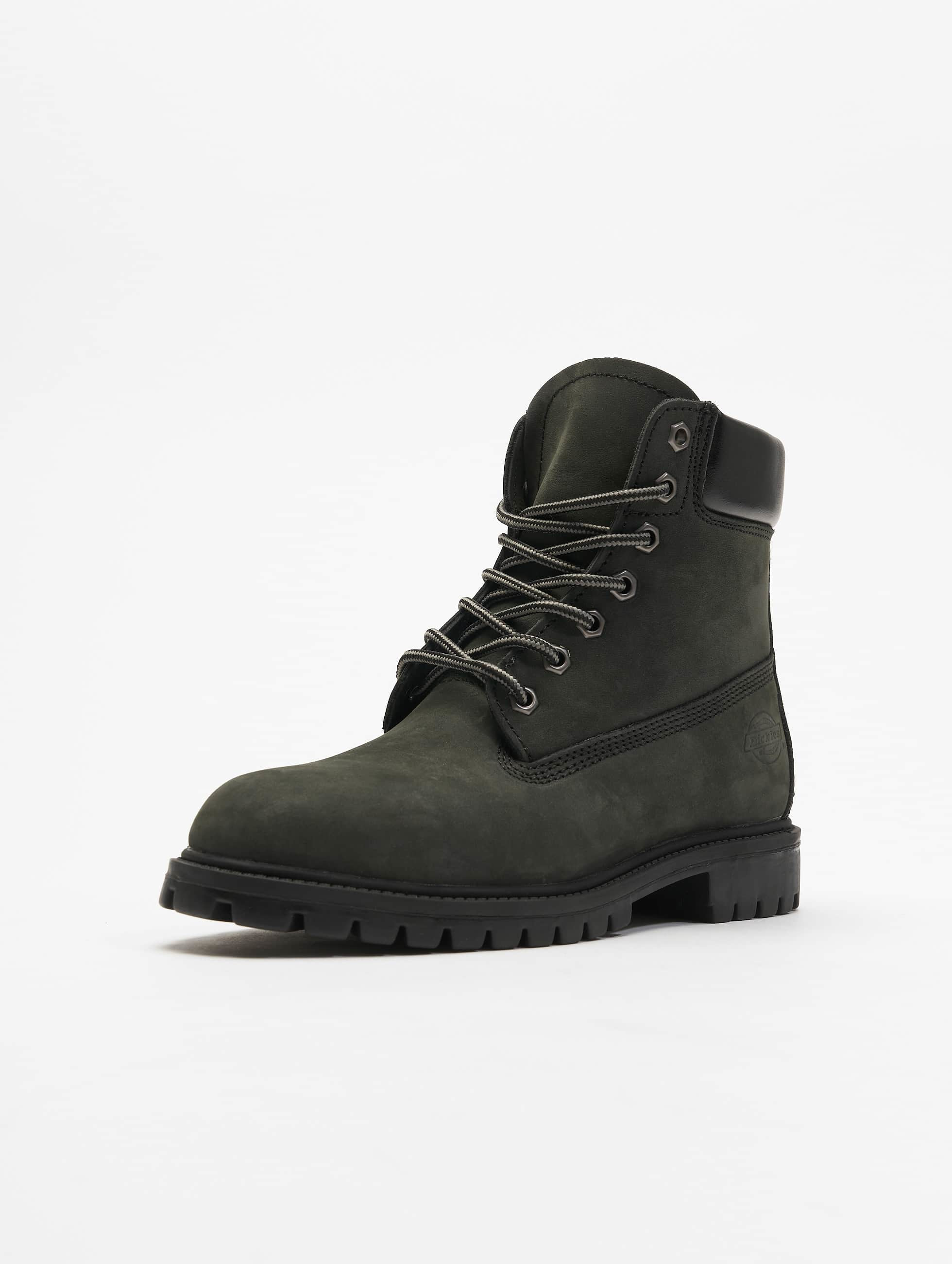 Dickies Chaussures montantes Fort Worth noir