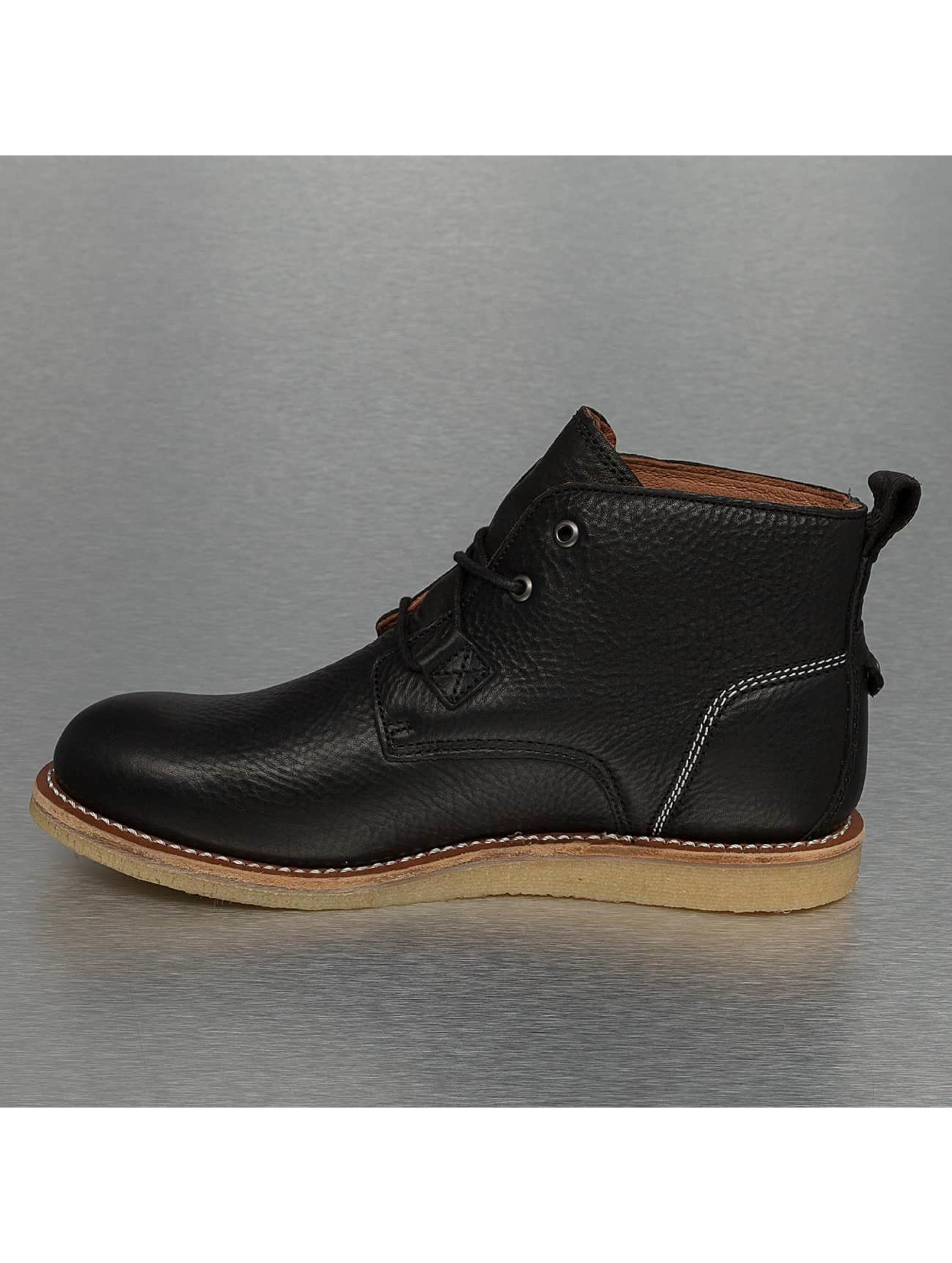 Dickies Chaussures montantes Oak Brook noir