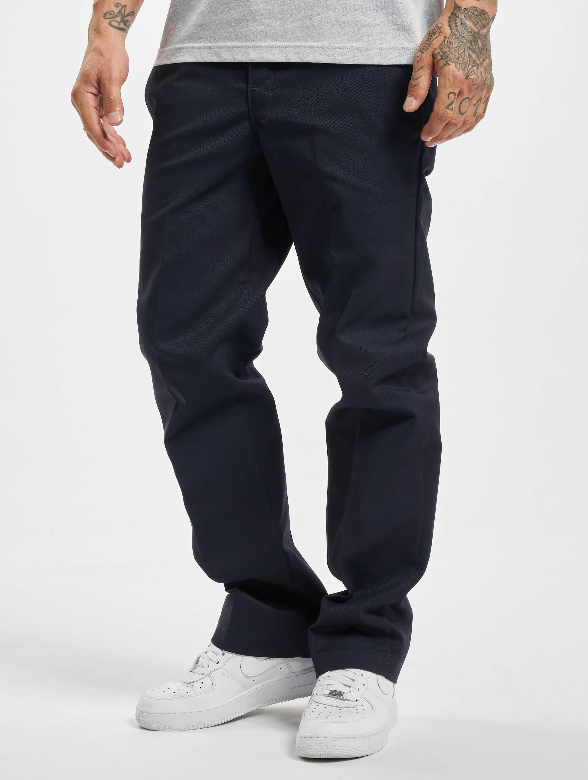 Dickies Chino Slim Straight Work blauw