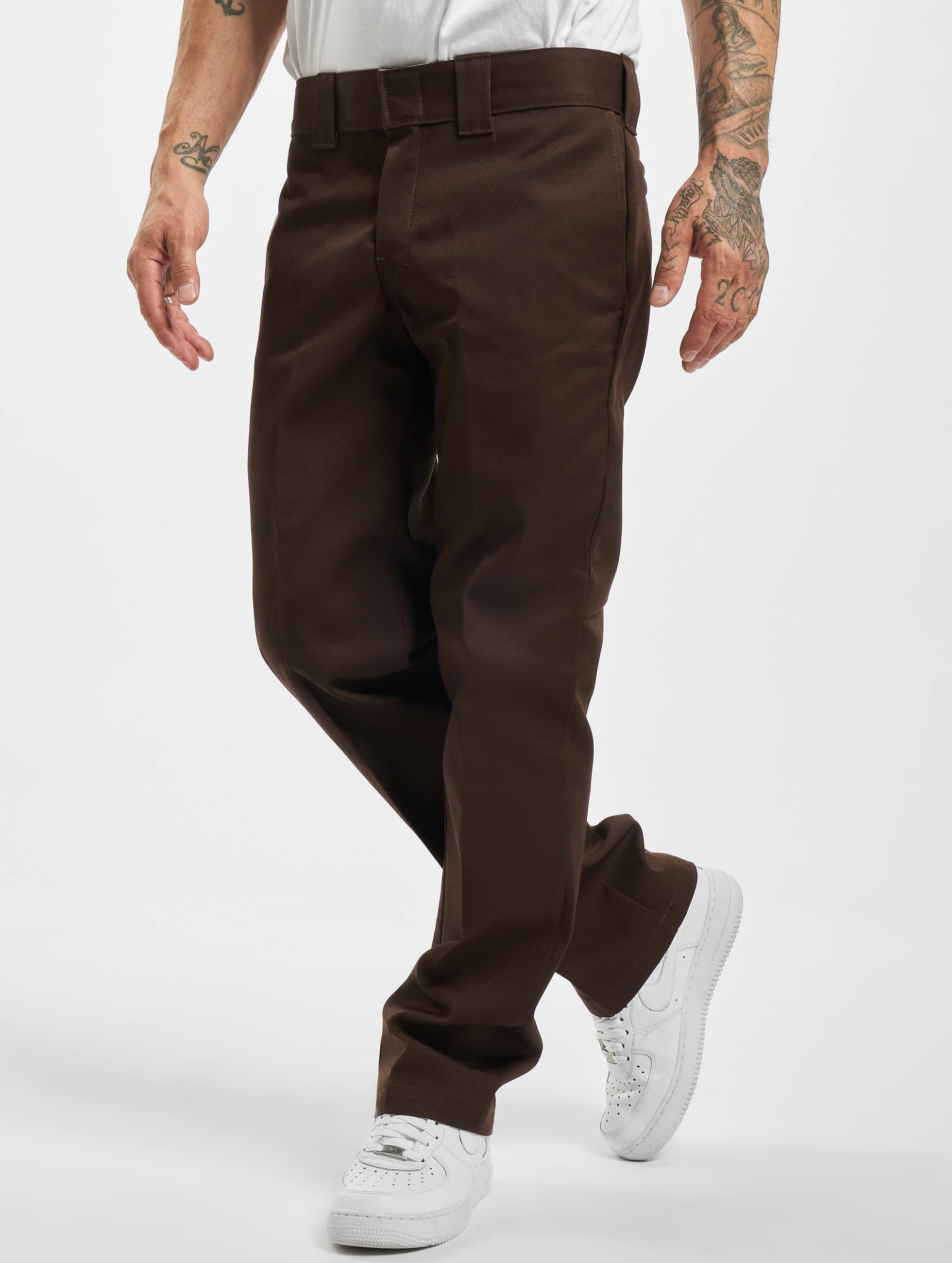 Dickies Chino Slim Straight Work bruin