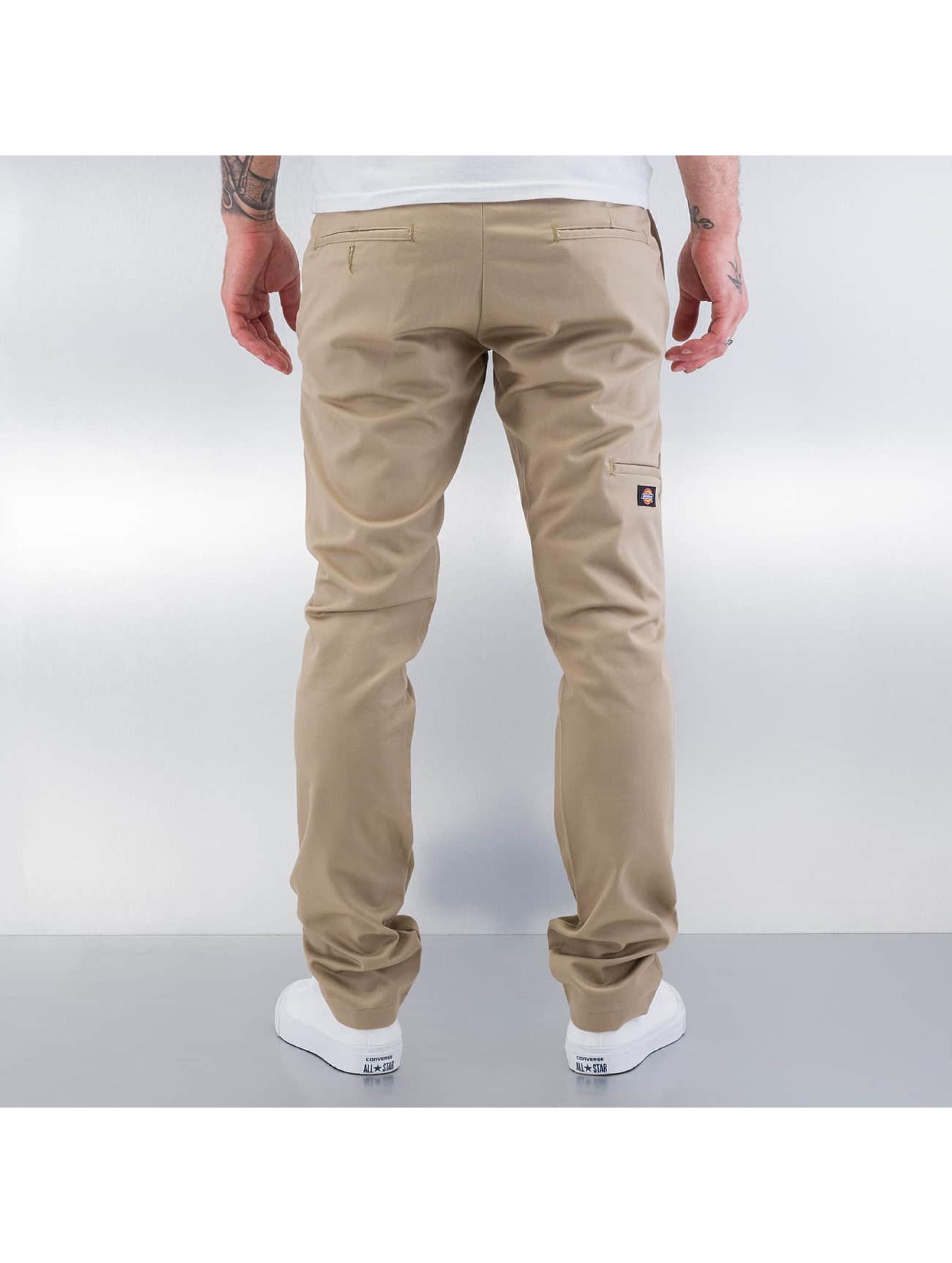 Dickies Chino pants Skinny Fit Double Knee beige