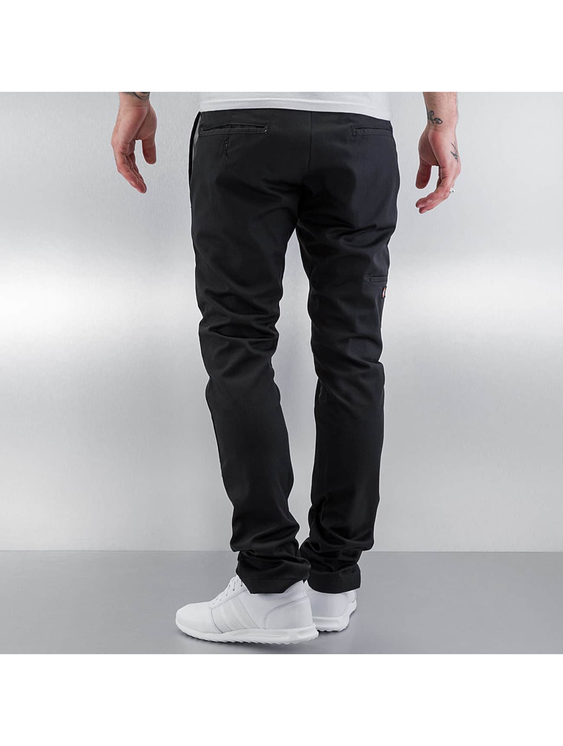 Dickies Chino Skinny Fit Double Knee schwarz