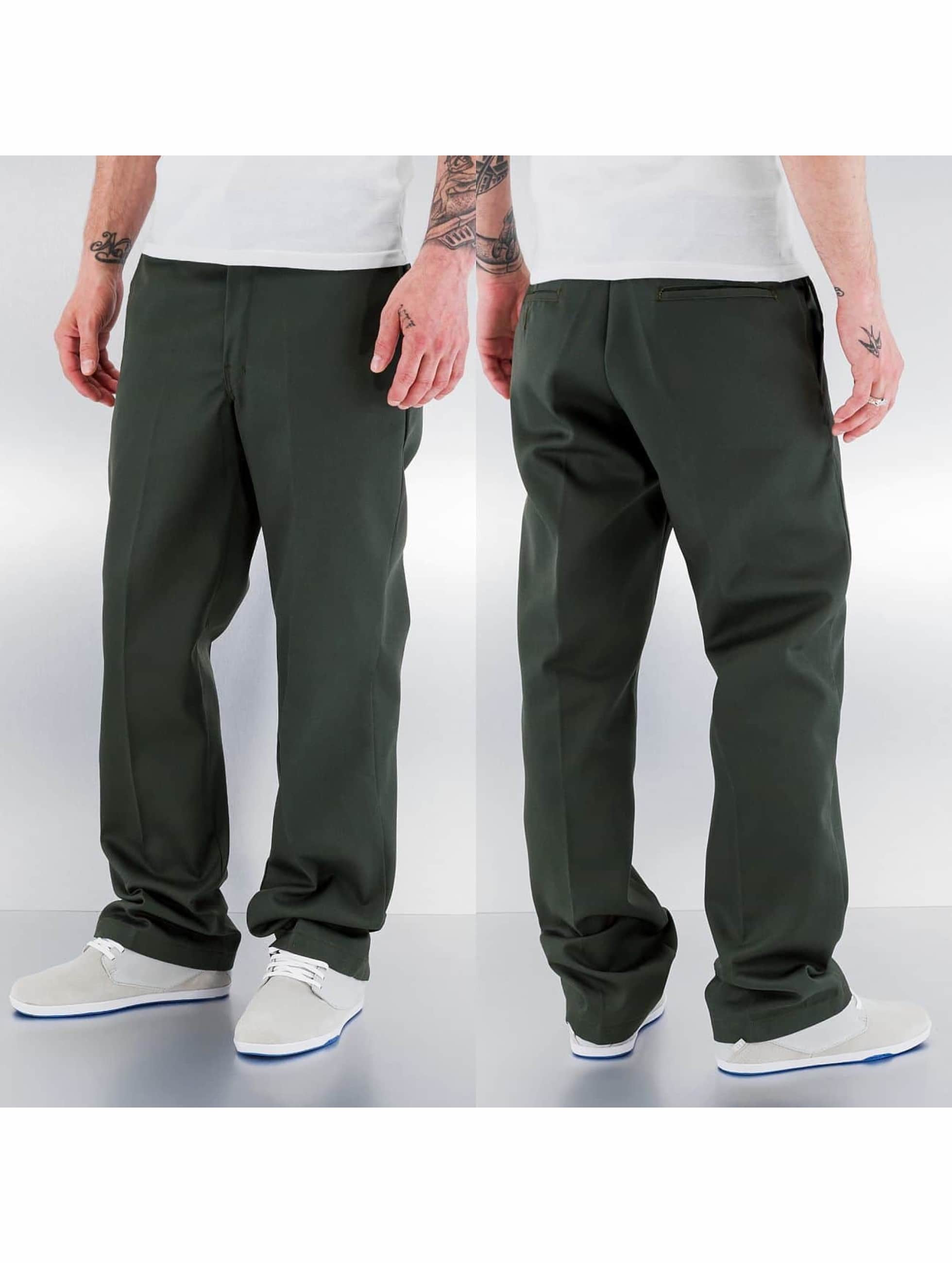 Dickies Chinot/Kangashousut Original 874 Work oliivi