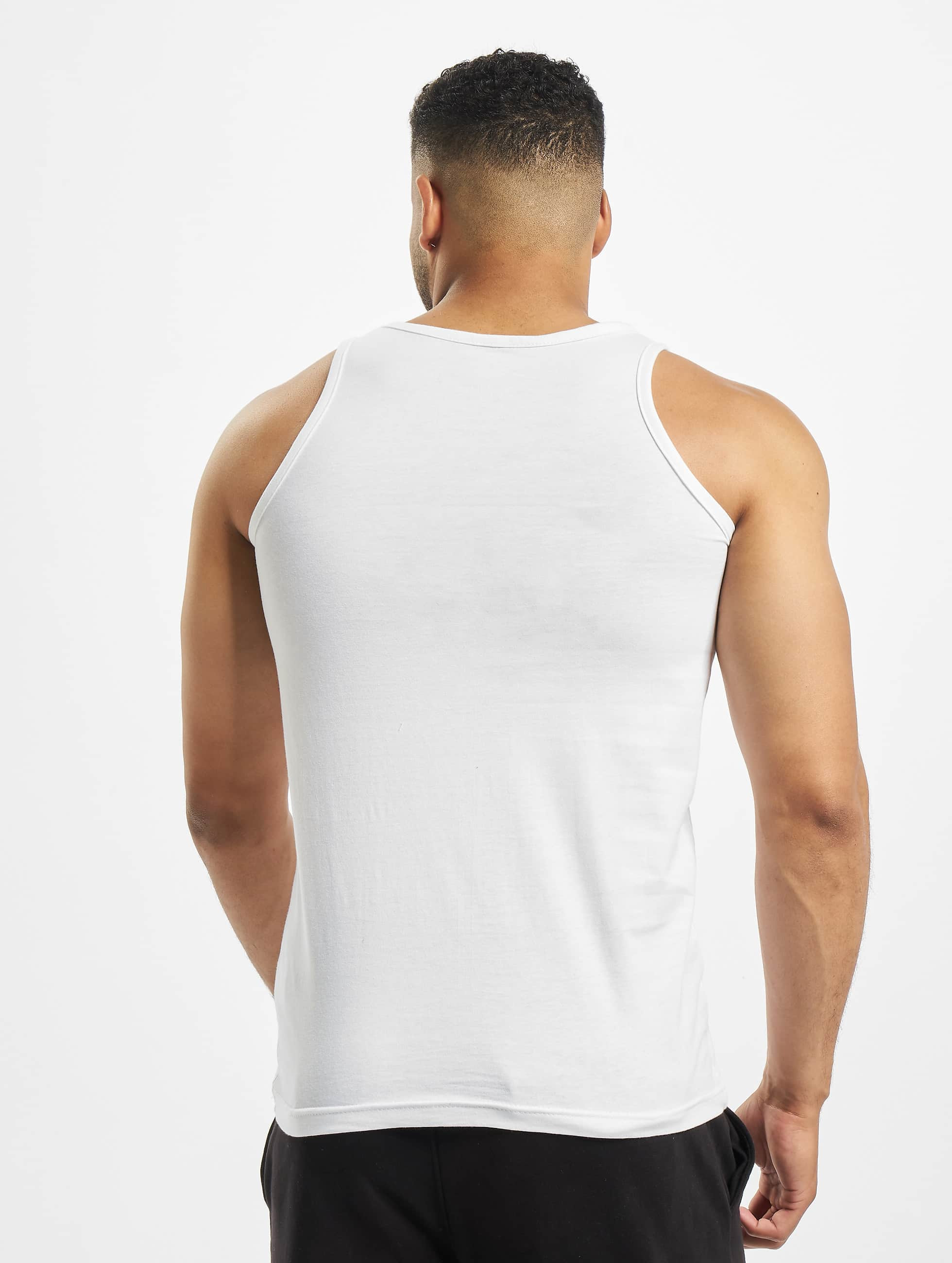 Dickies Débardeur Vest Multi Color blanc