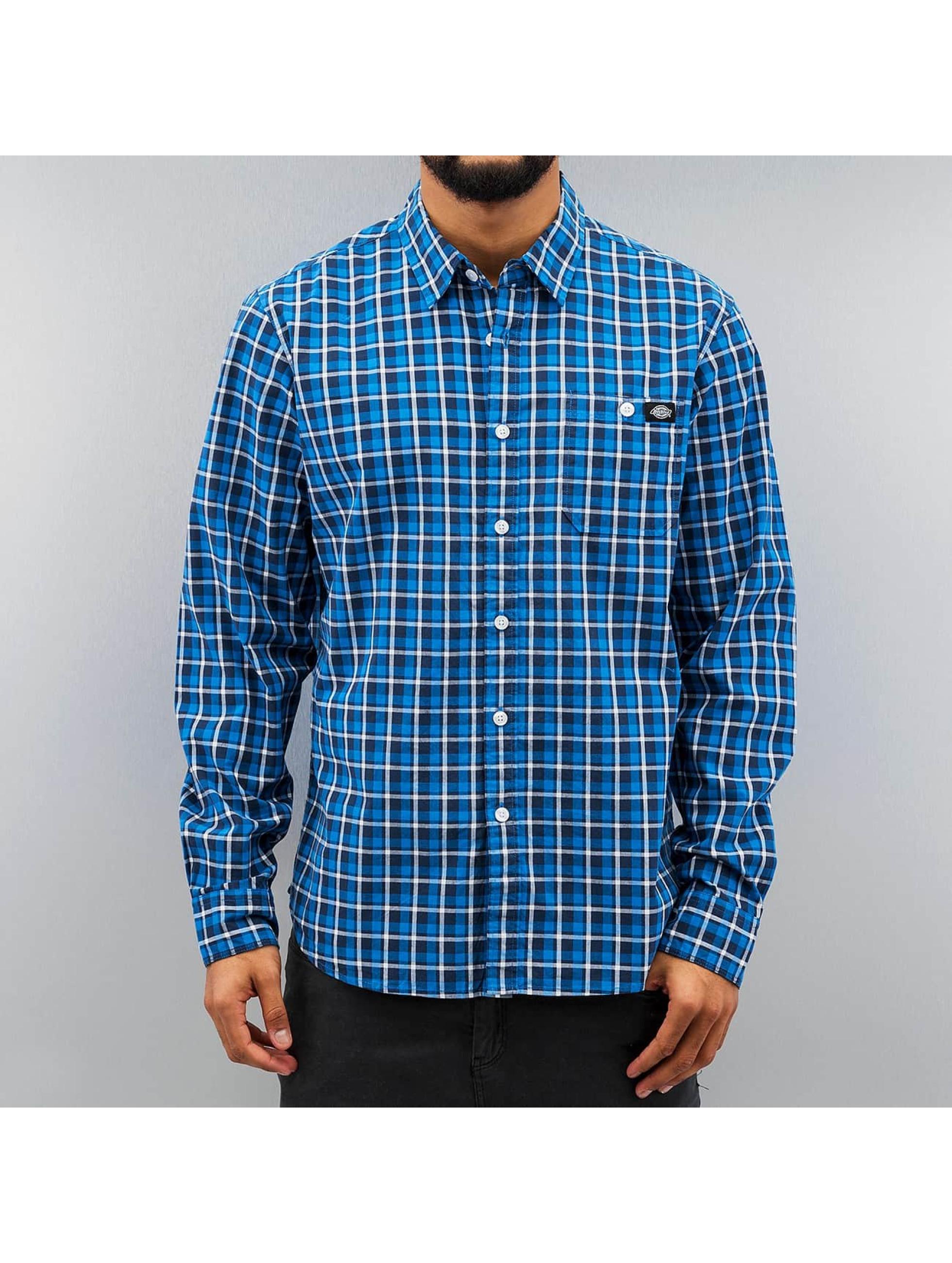 Dickies Hemd Laytonville blau