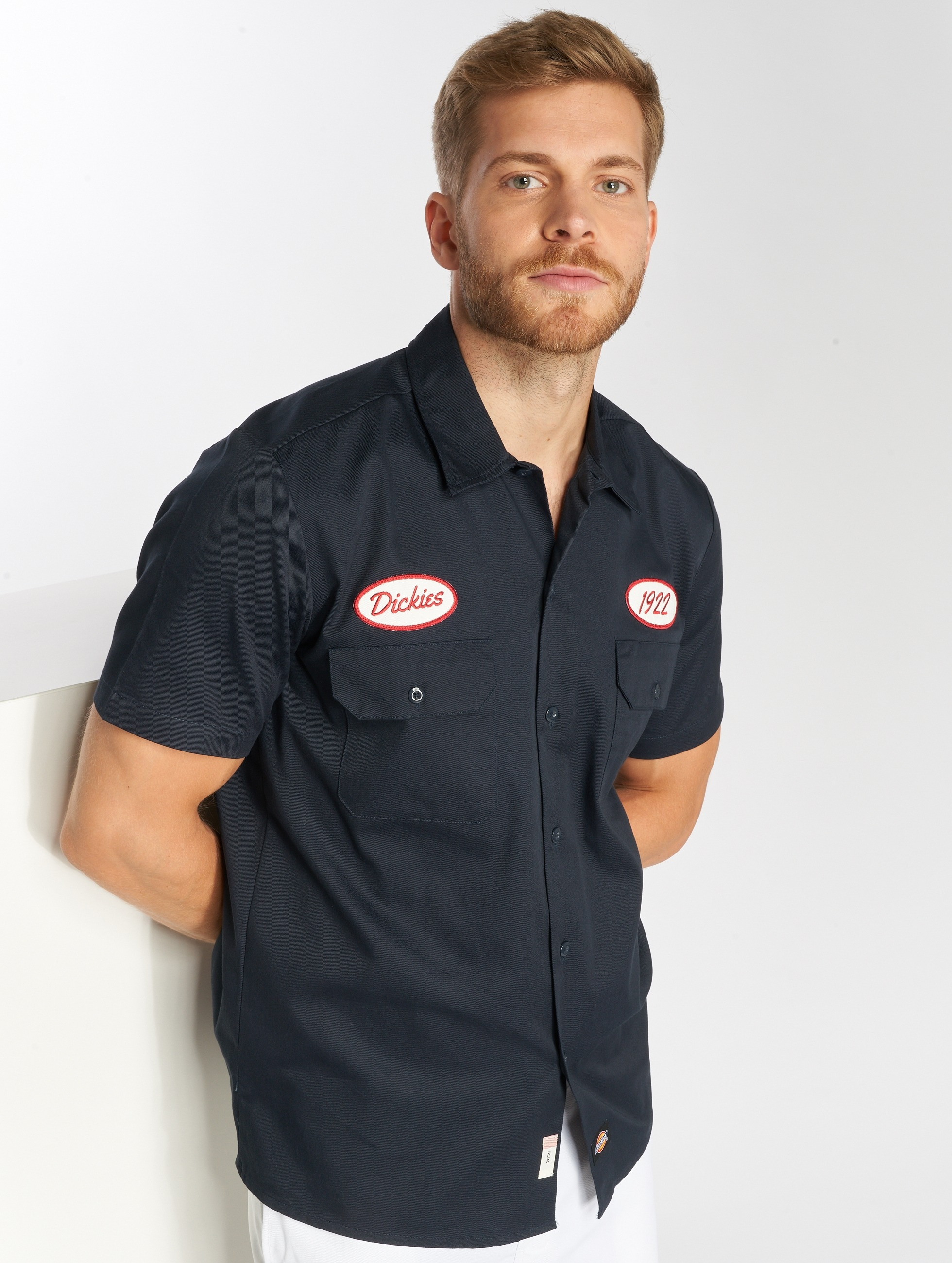 Dickies Kauluspaidat Rotonda South sininen