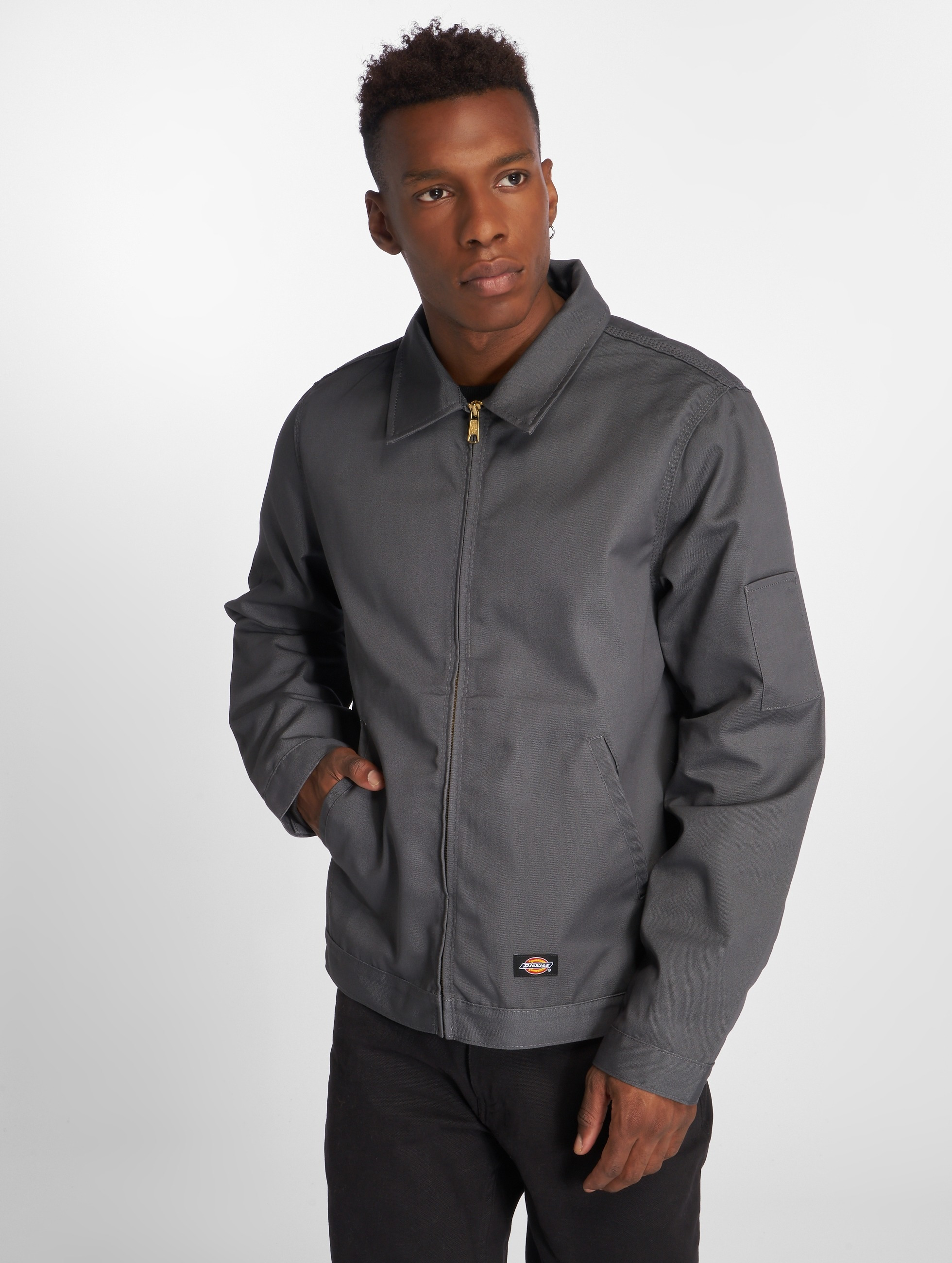Dickies Lightweight Jacket Unlined Eisenhower grey