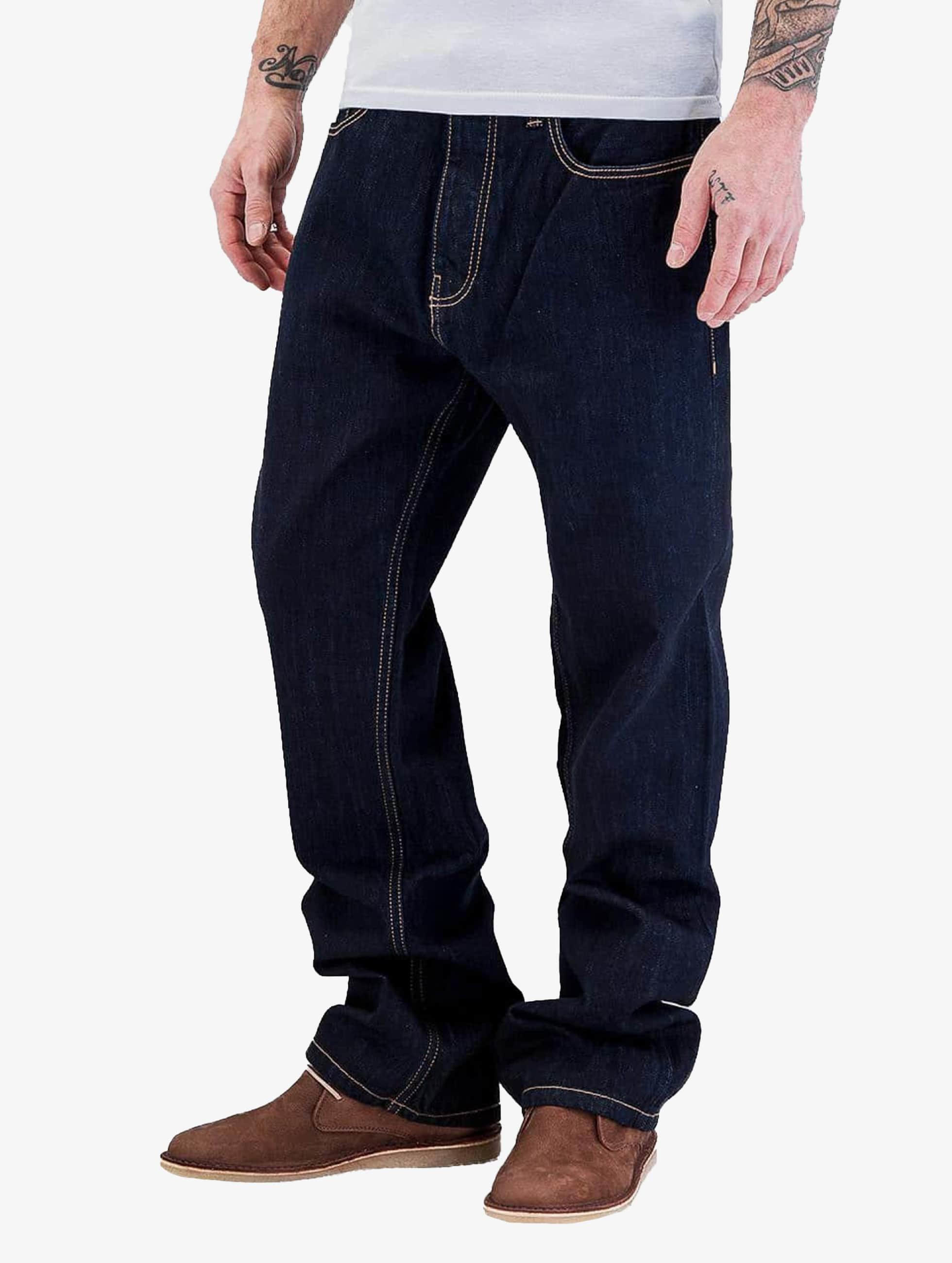 Dickies Loose Fit Jeans Pensacola blau
