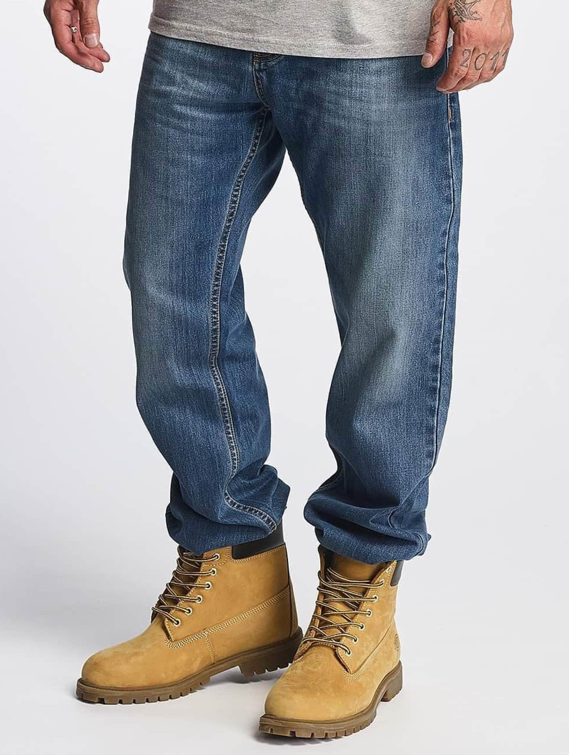Dickies heren loose fit jeans Pensacola - blauw