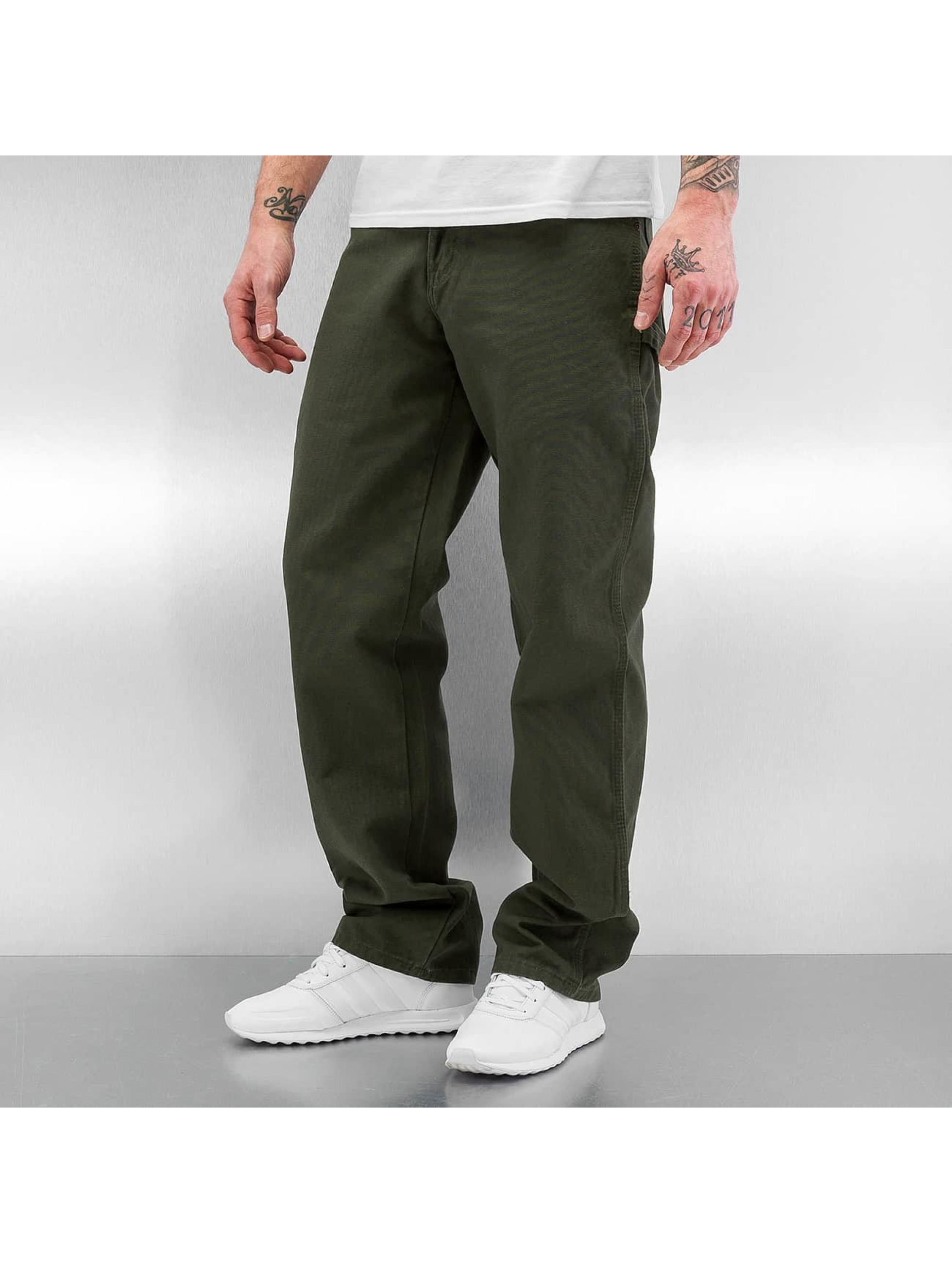 Dickies Loose Fit Relaxed Fit zelená