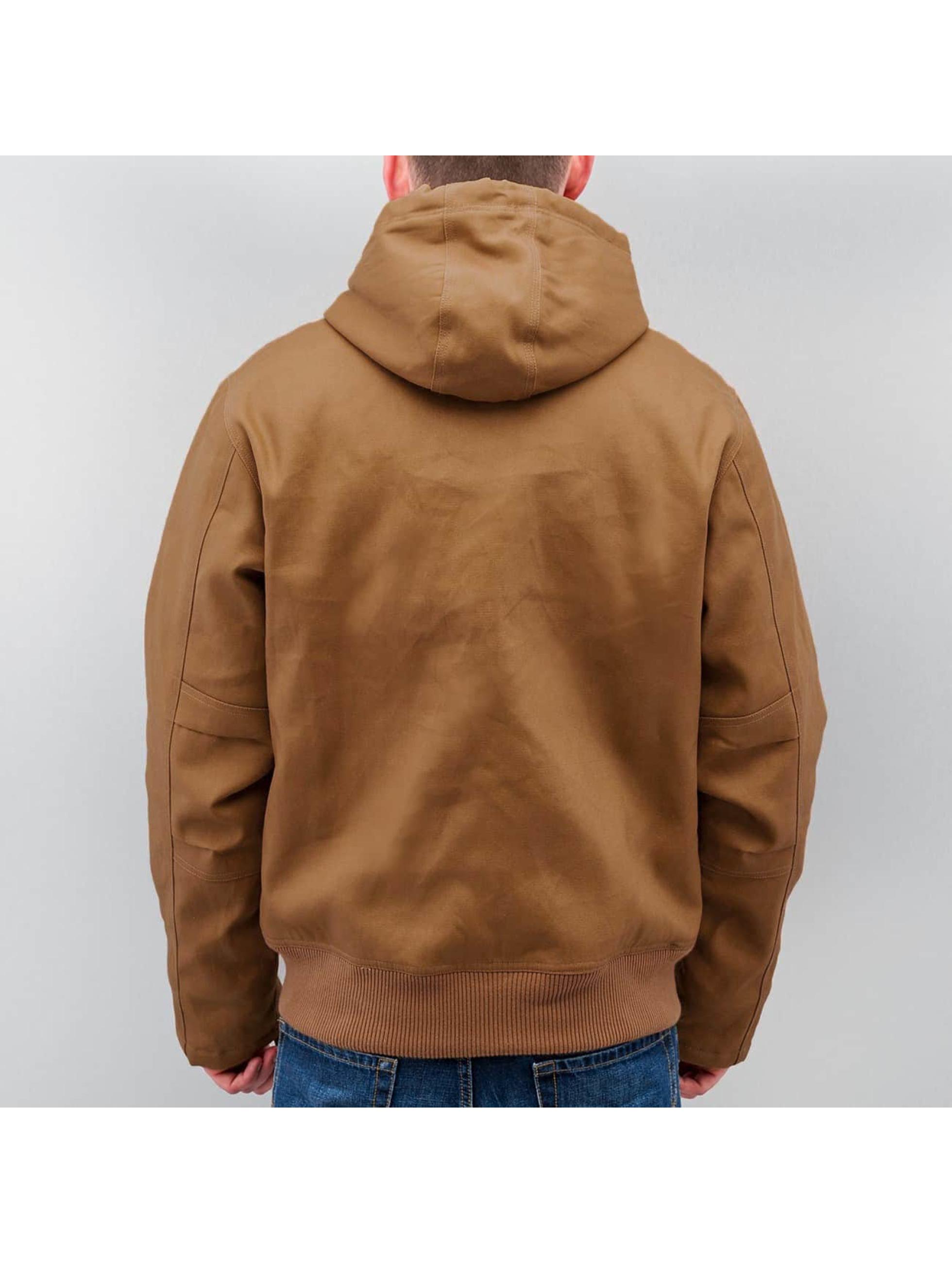 Dickies Manteau hiver Jefferson brun