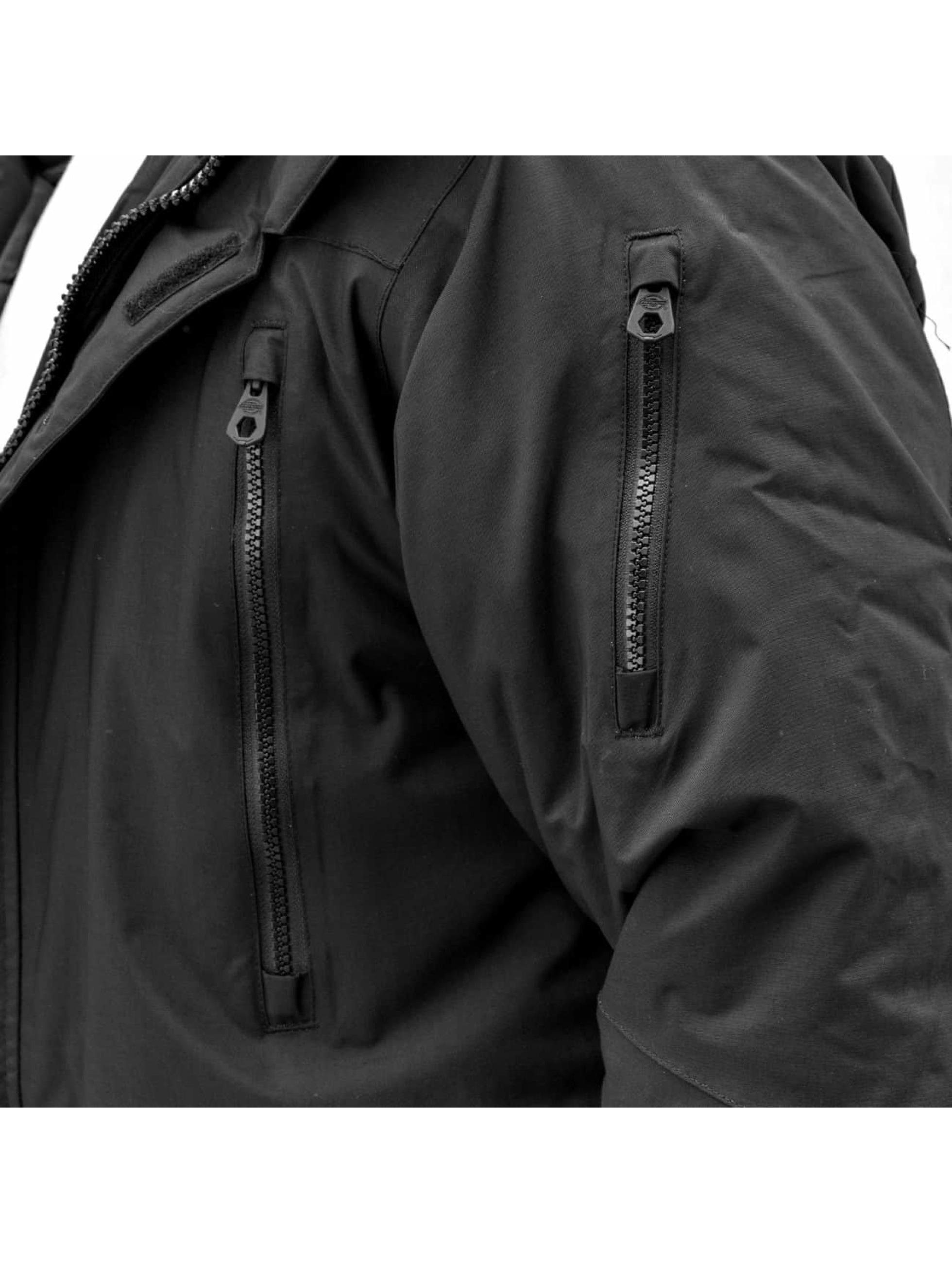 Dickies Manteau hiver Glen Haven noir