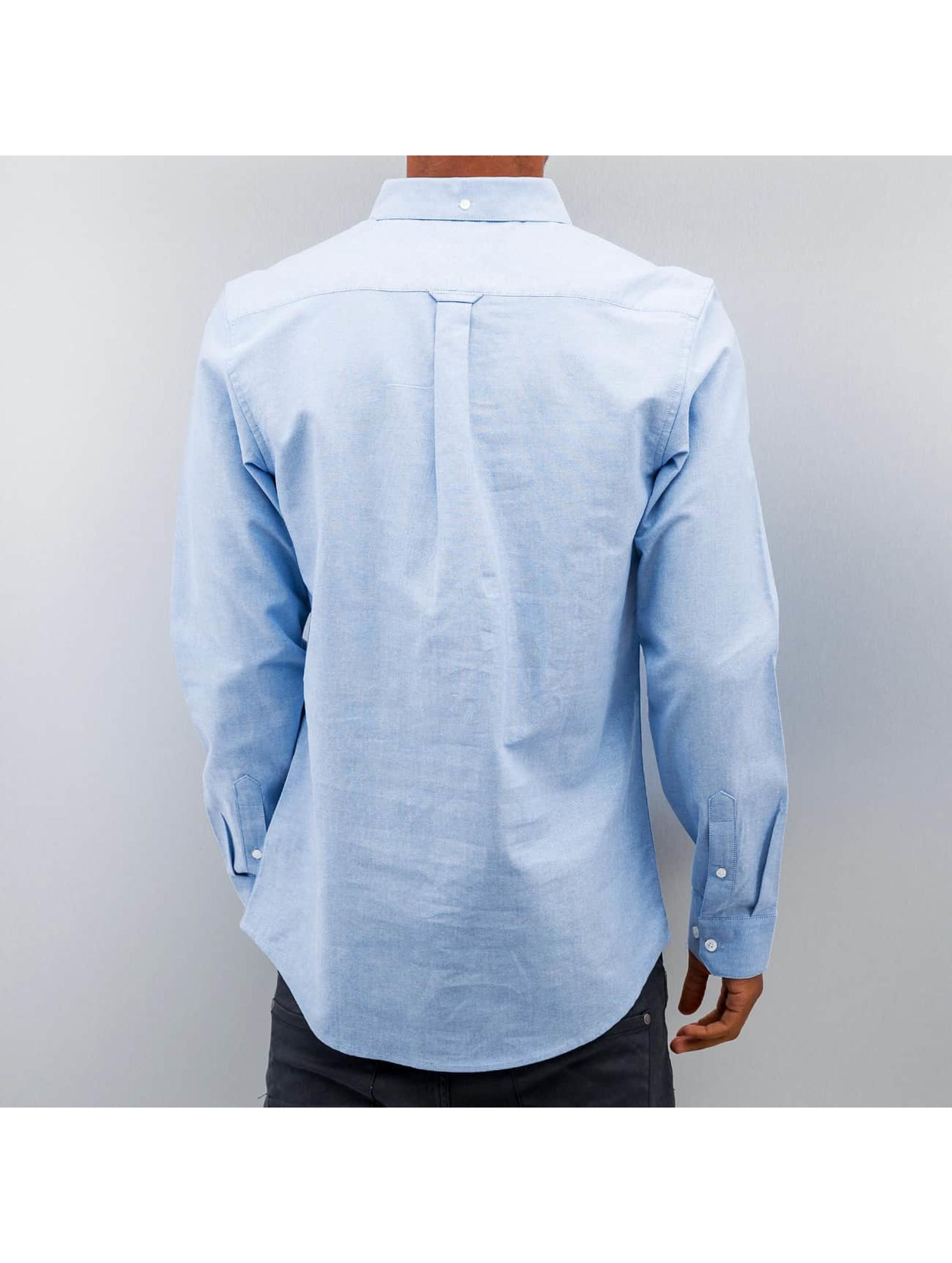 Dickies overhemd Mount Pleasant blauw