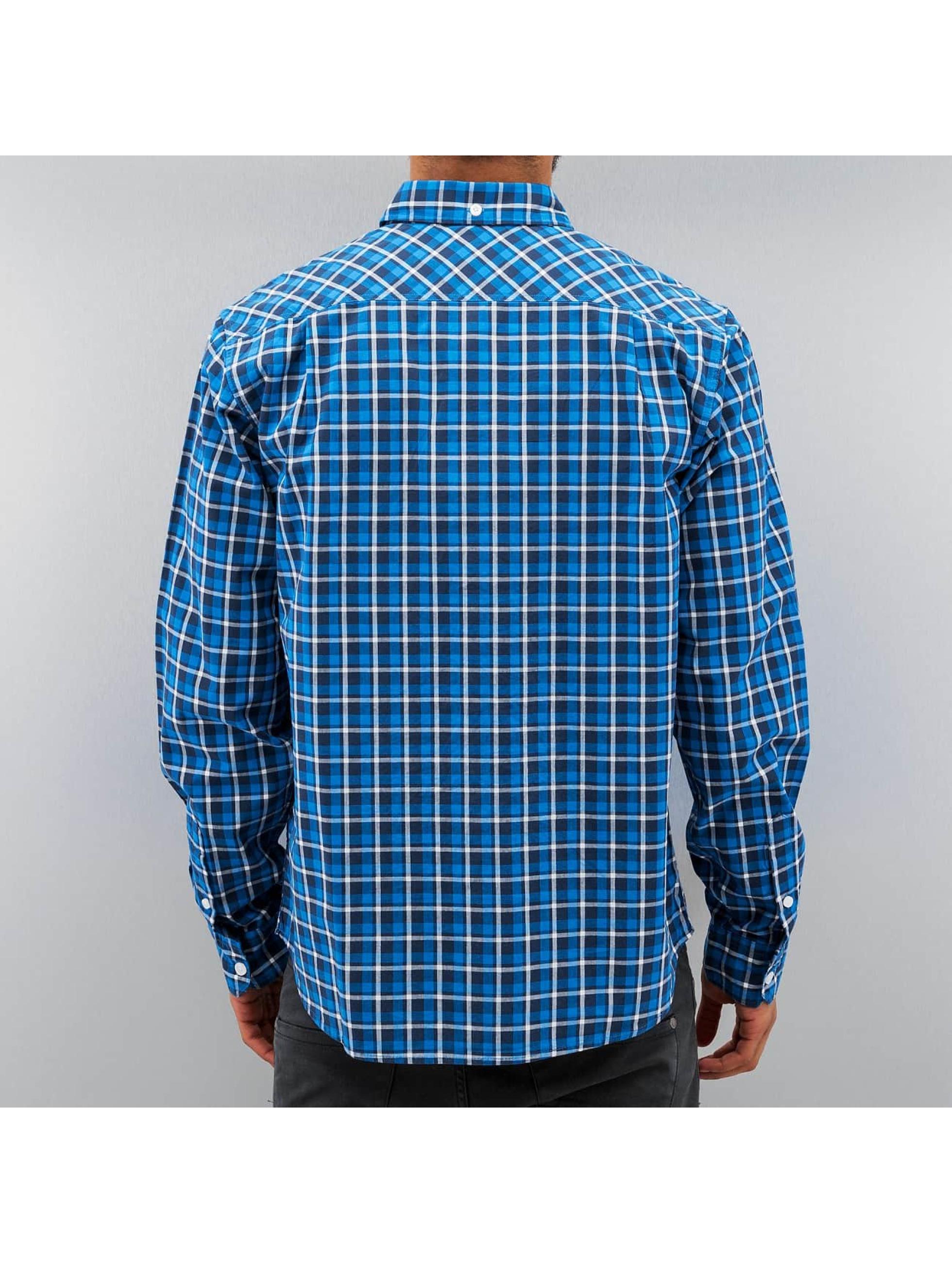 Dickies overhemd Laytonville blauw