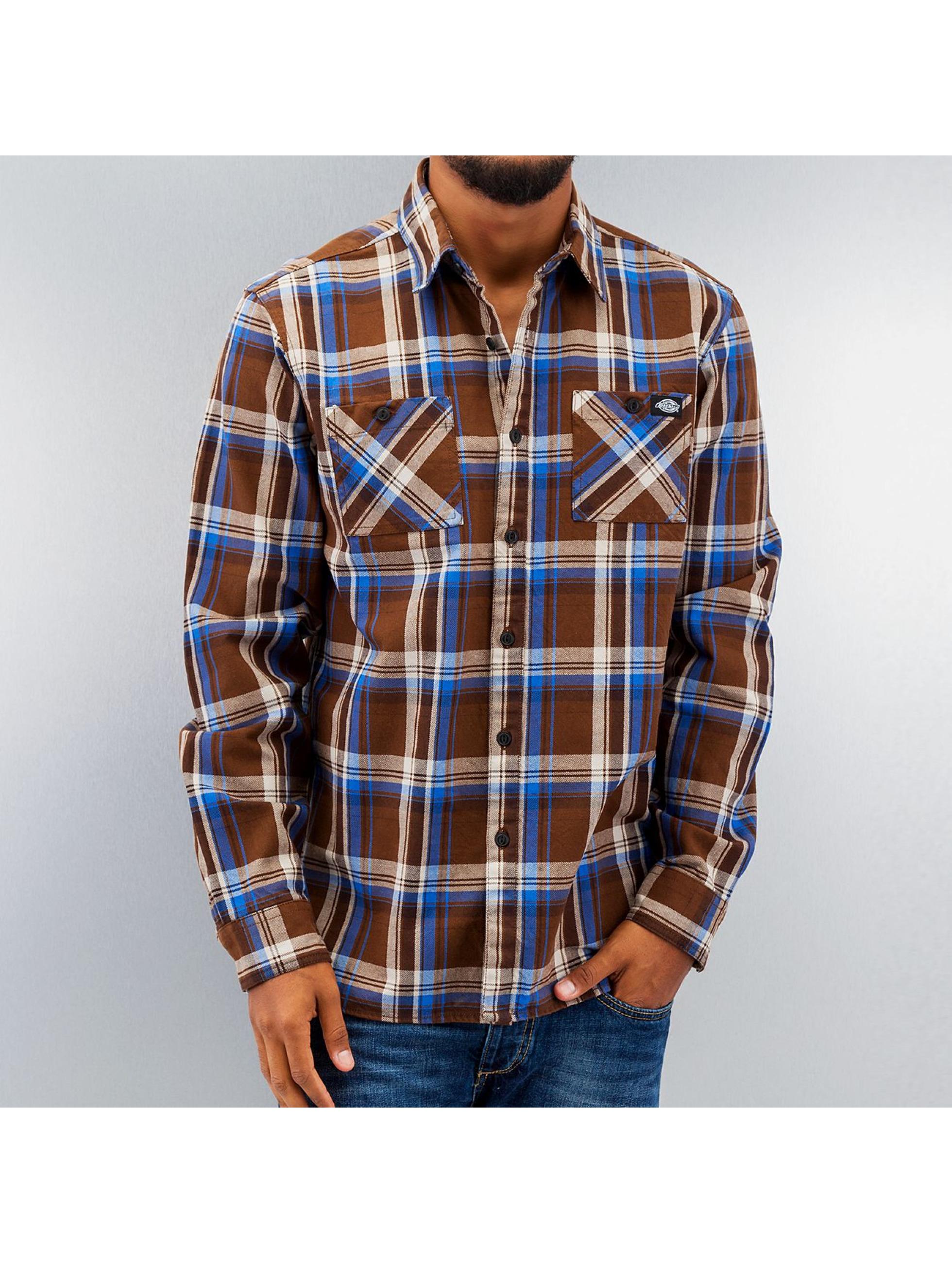Dickies overhemd Atwood bruin